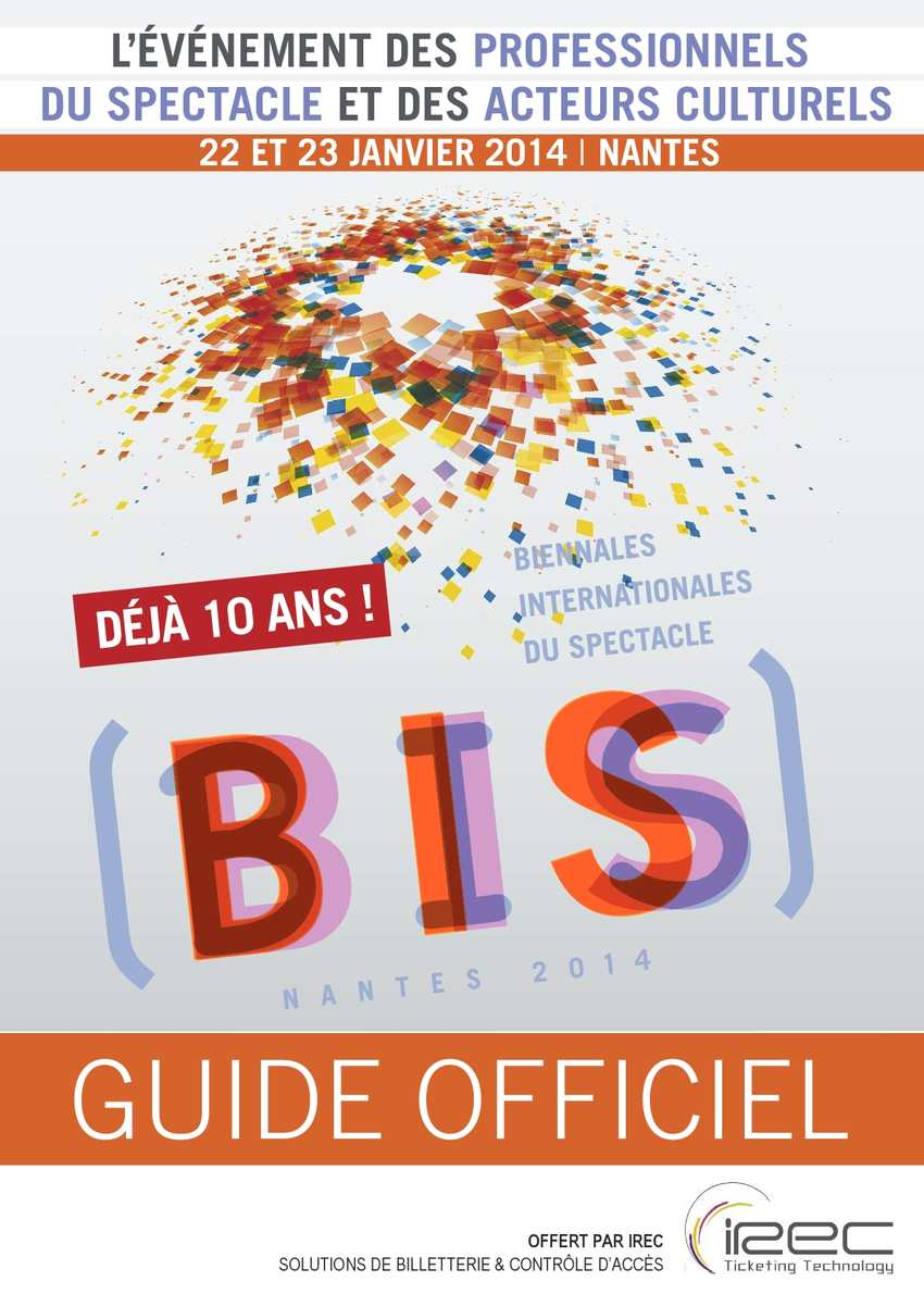 Calaméo Guide Officiel Bis Nantes 2014