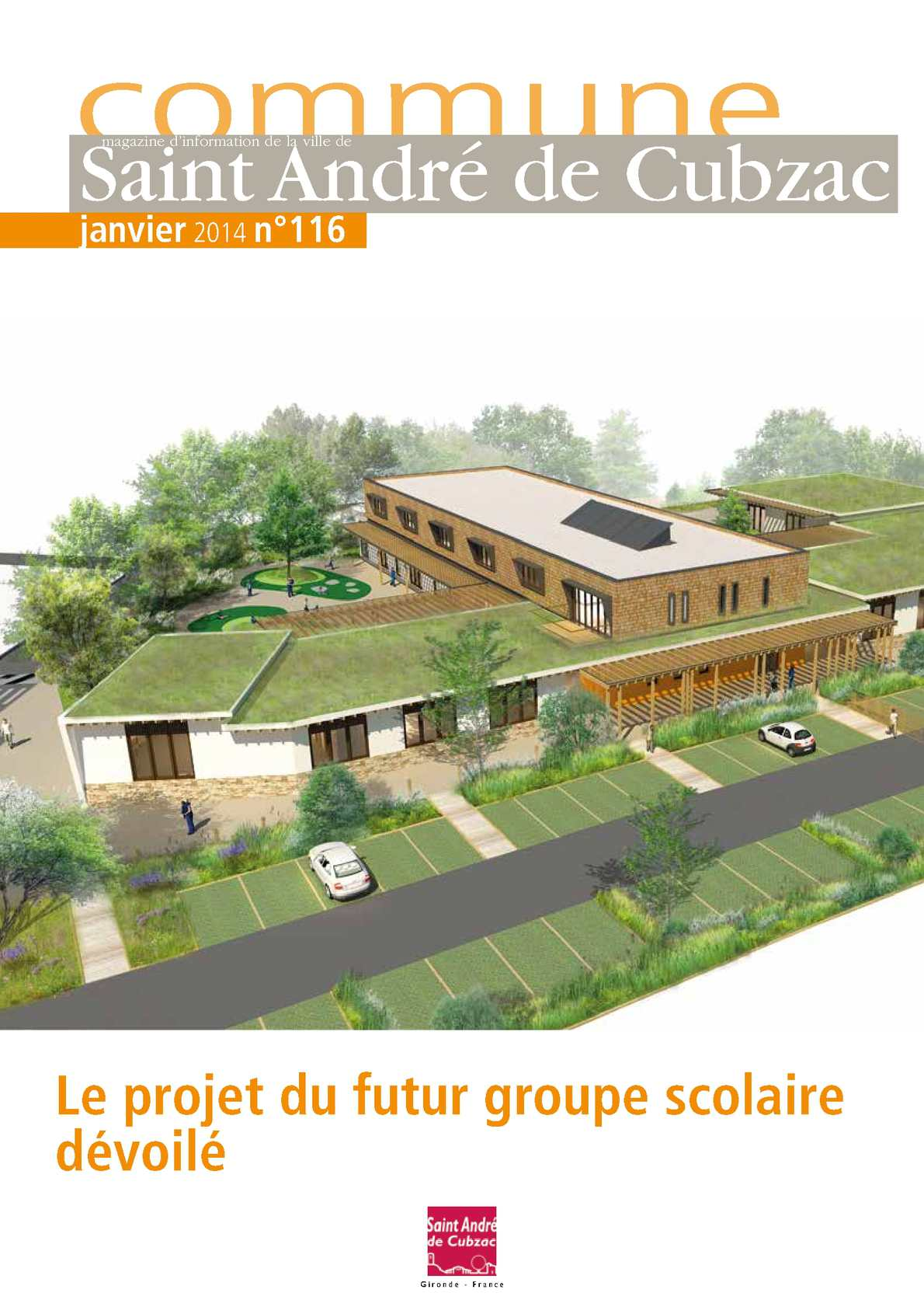 Projet Piscine Saint Andre De Cubzac calaméo - commune n° 116