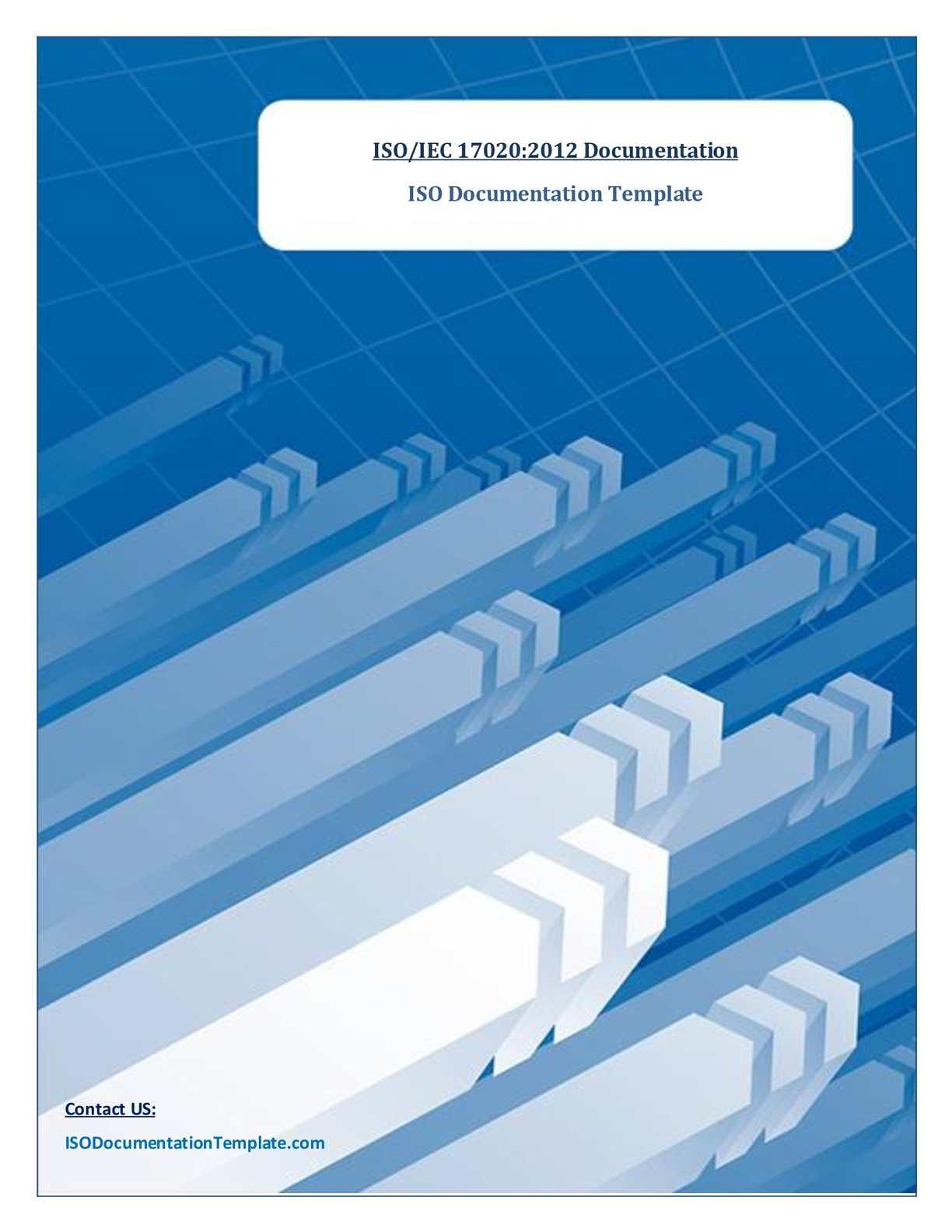 Calaméo - ISO/IEC 17020:2012 Documentation