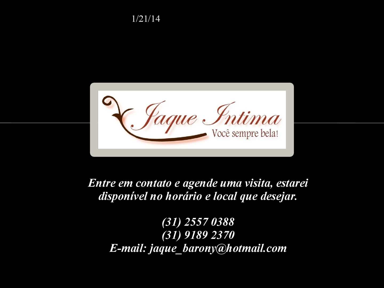 Jaque Intima