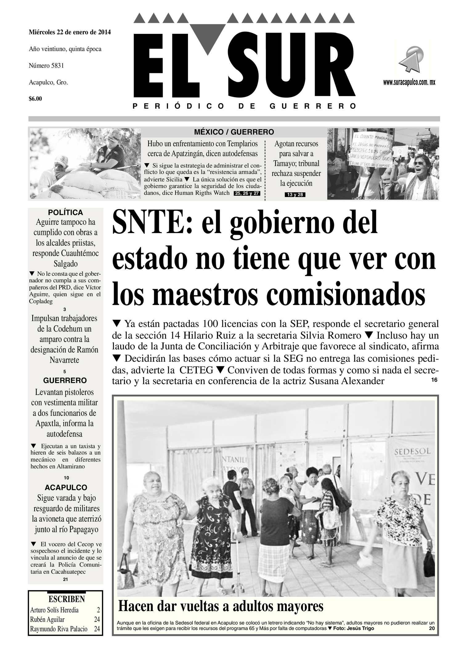 Calaméo - El Sur Miercoles 22012014.pdf 40f4b1f2f7a