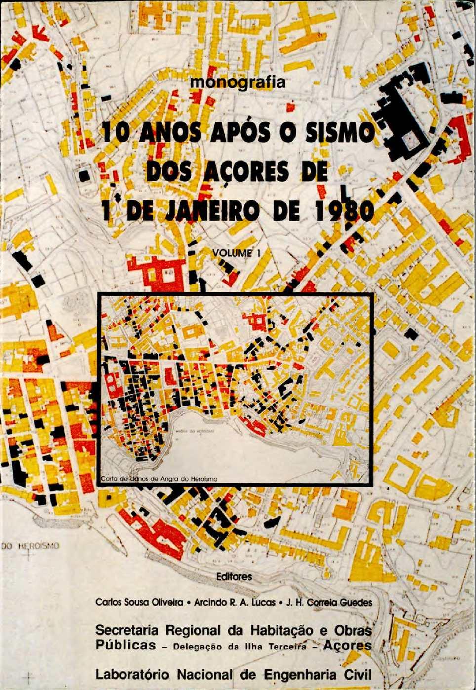 7883ea9b5 Calaméo - Monografia 10 anos após o sismo de 1-01-1980 - Volume I