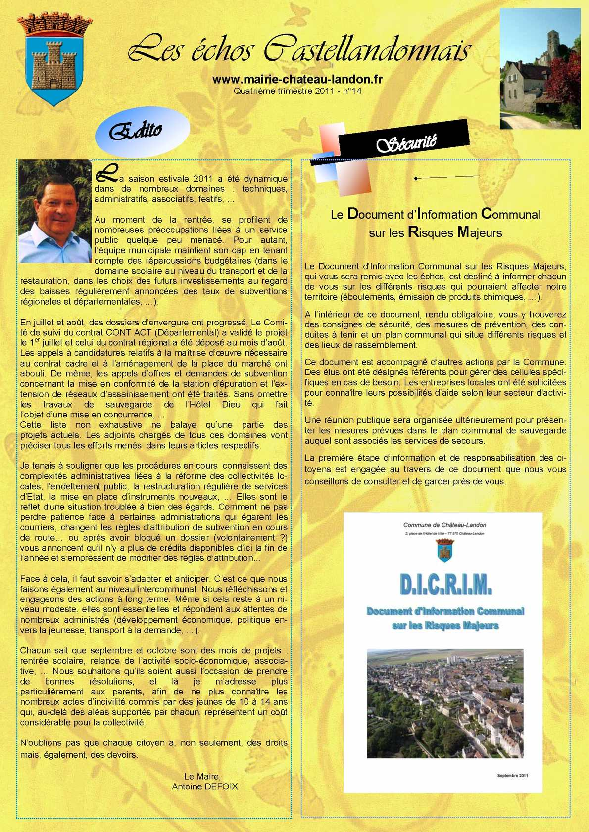 Calaméo - Les échos N°14 6fbd6a0c02bc