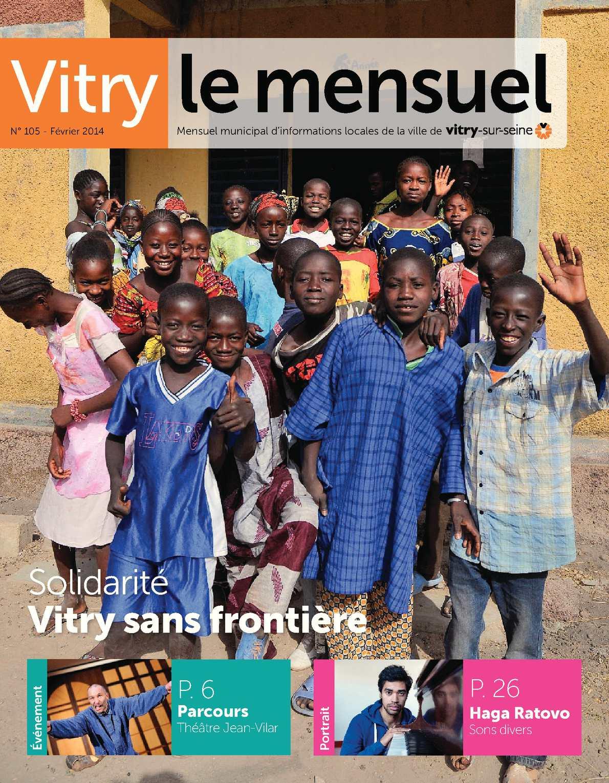 89cc50c9db0d38 Calaméo - Vitry Le mensuel n°105 - février 2014