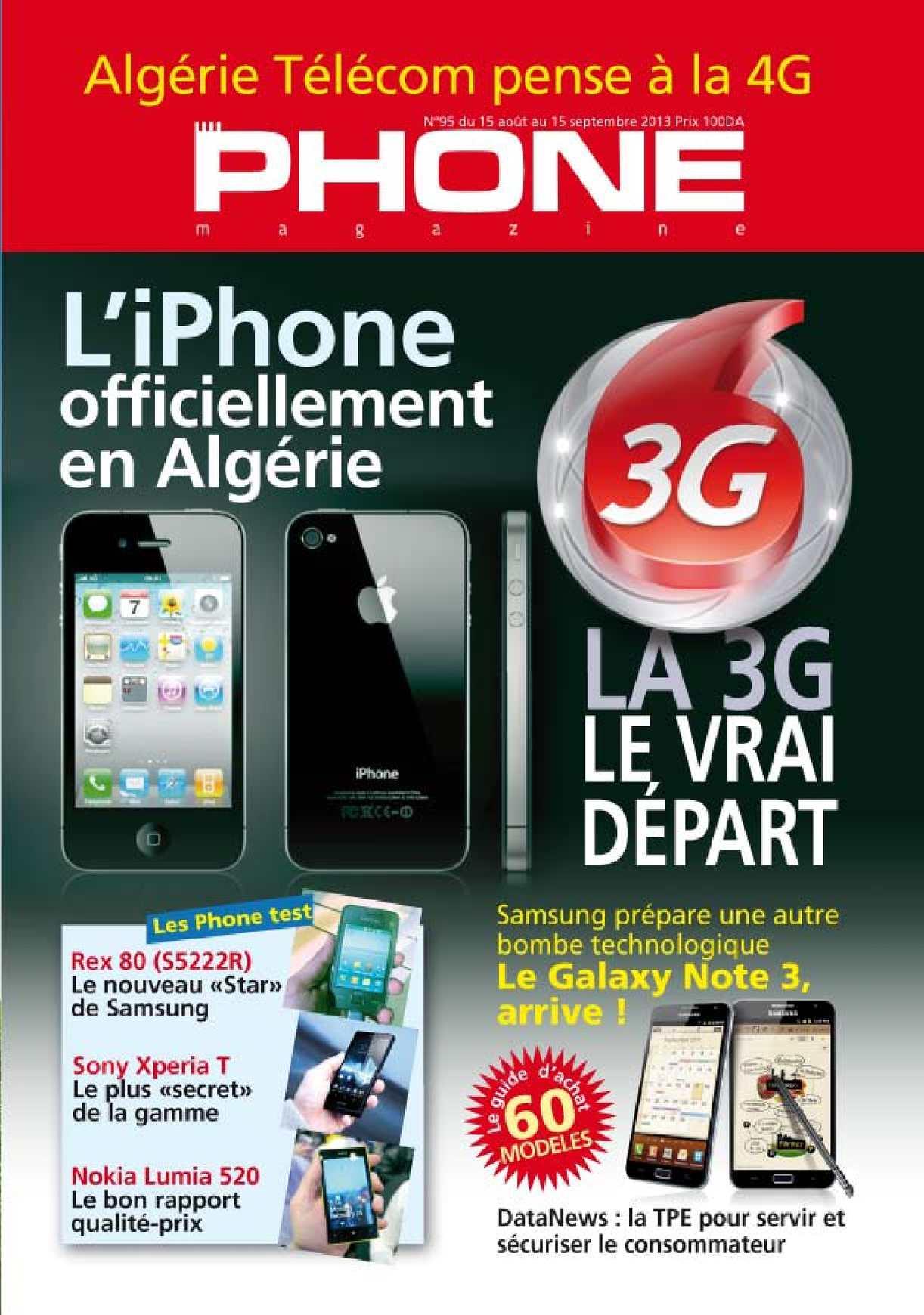 Calaméo - Phone 95 2504c0ddb807