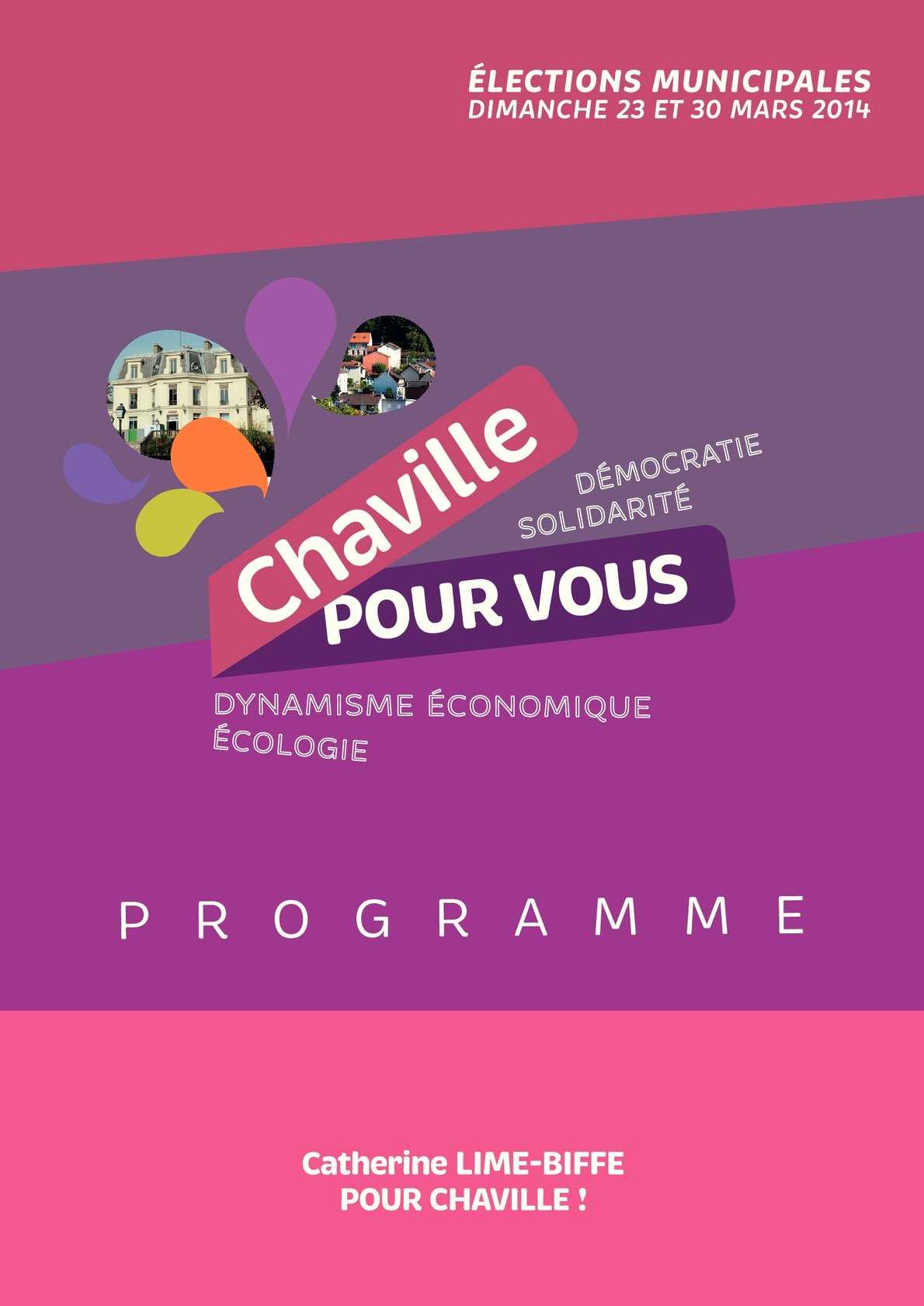 Les Sens Du Bien Etre Chaville calaméo - municipales chaville / programme chaville pour vous