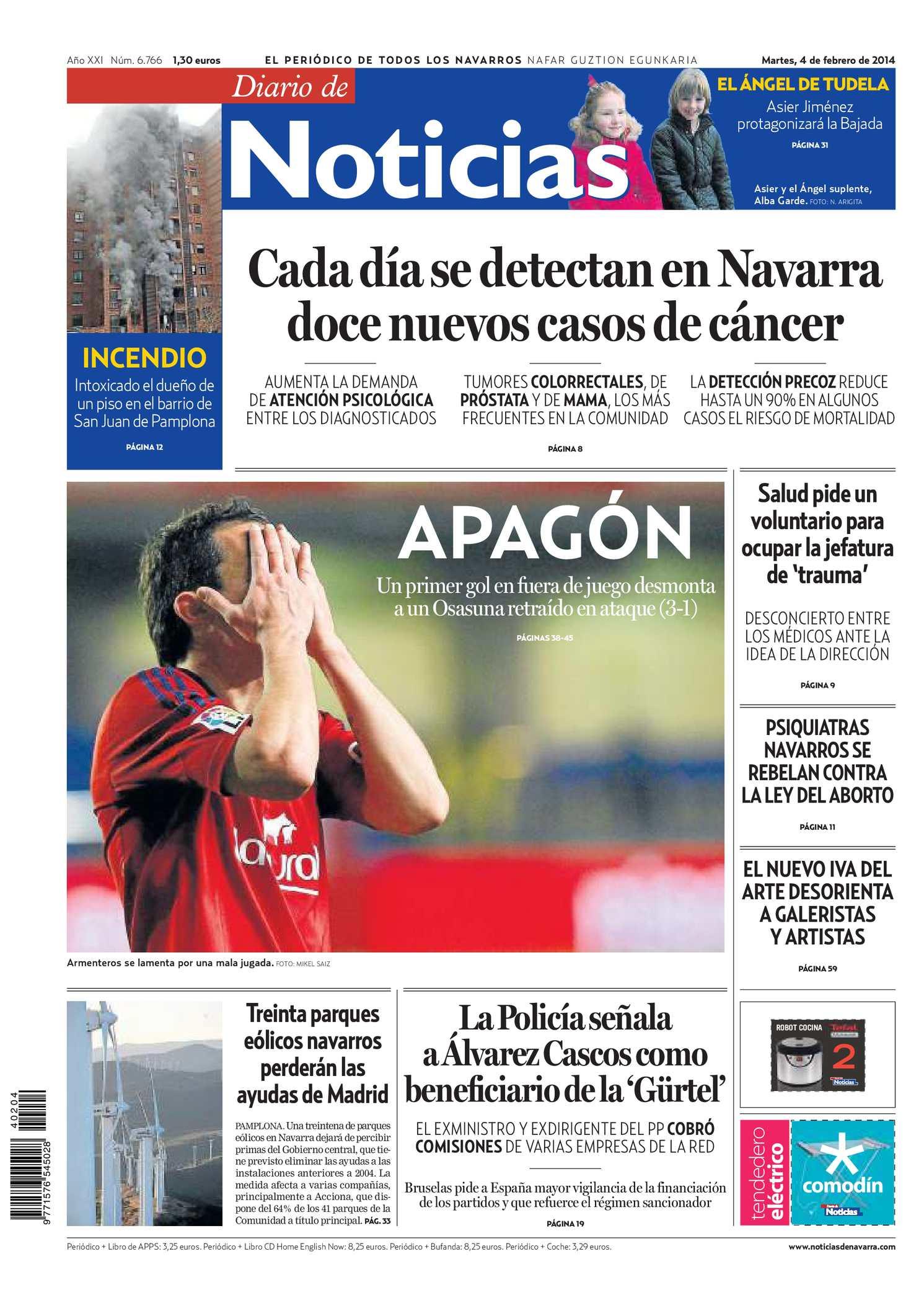 Calaméo Diario De Noticias 20140204