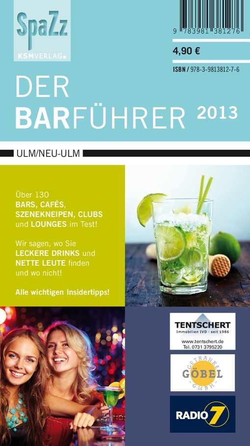 Calameo Der Barfuhrer Ulm Neu Ulm 2013