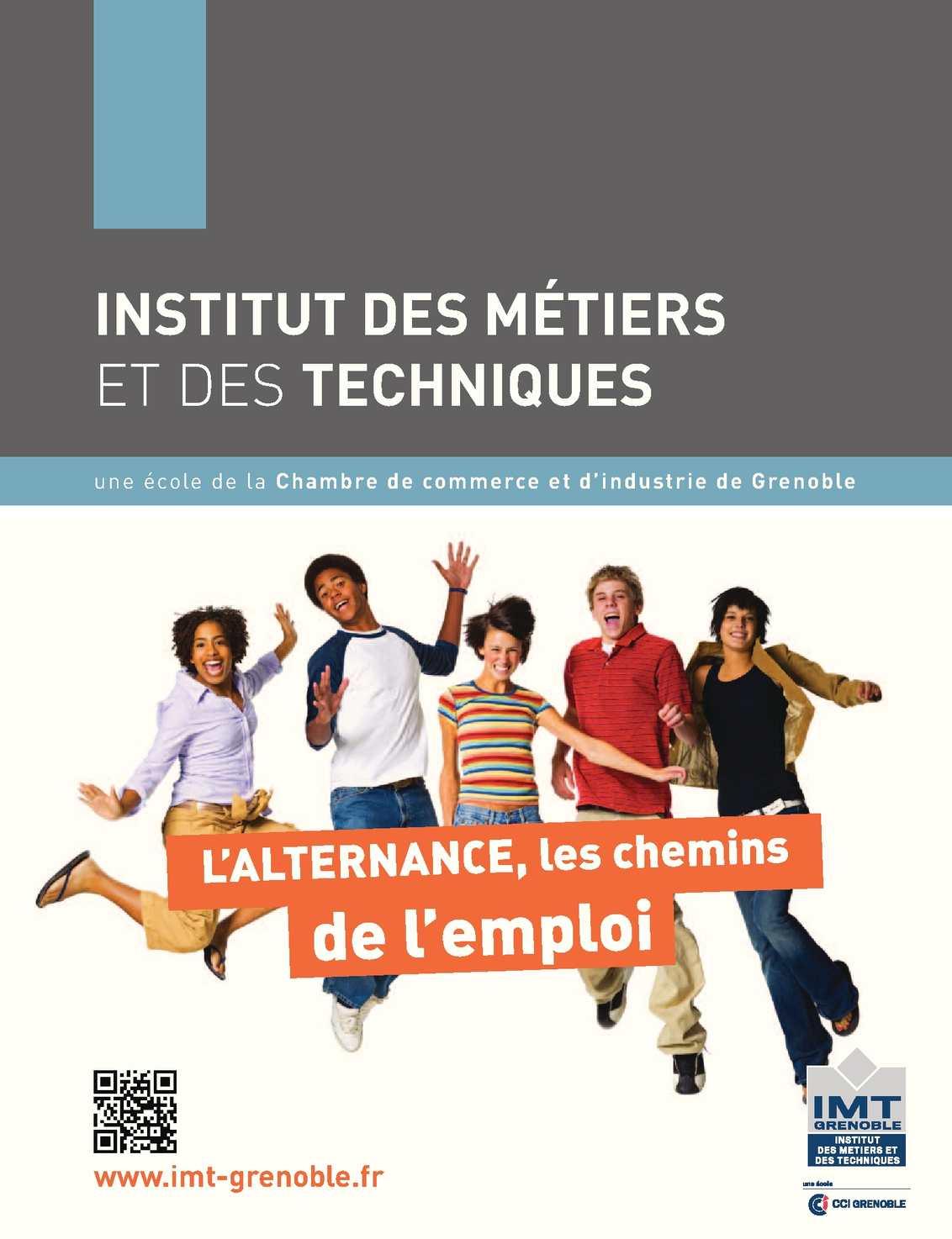 Job dating IMT Grenoble