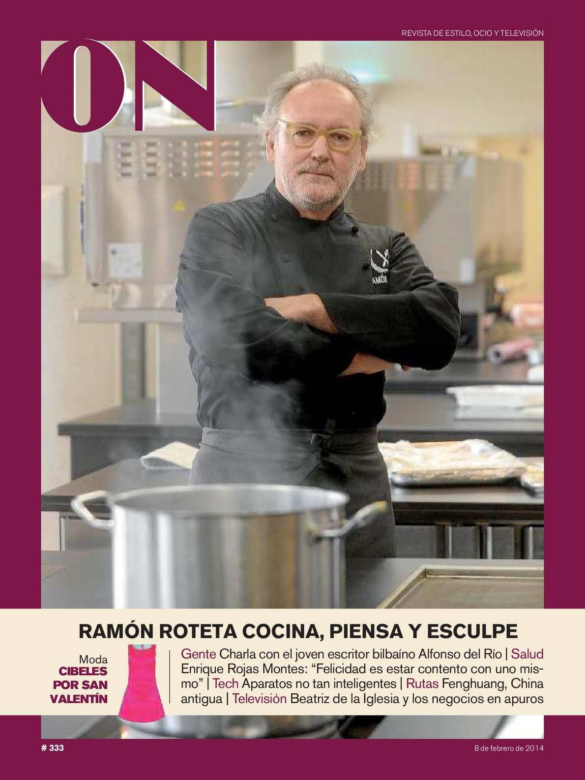 91f53cd86c Calaméo - ON Revista de Ocio y Estilo 20140208
