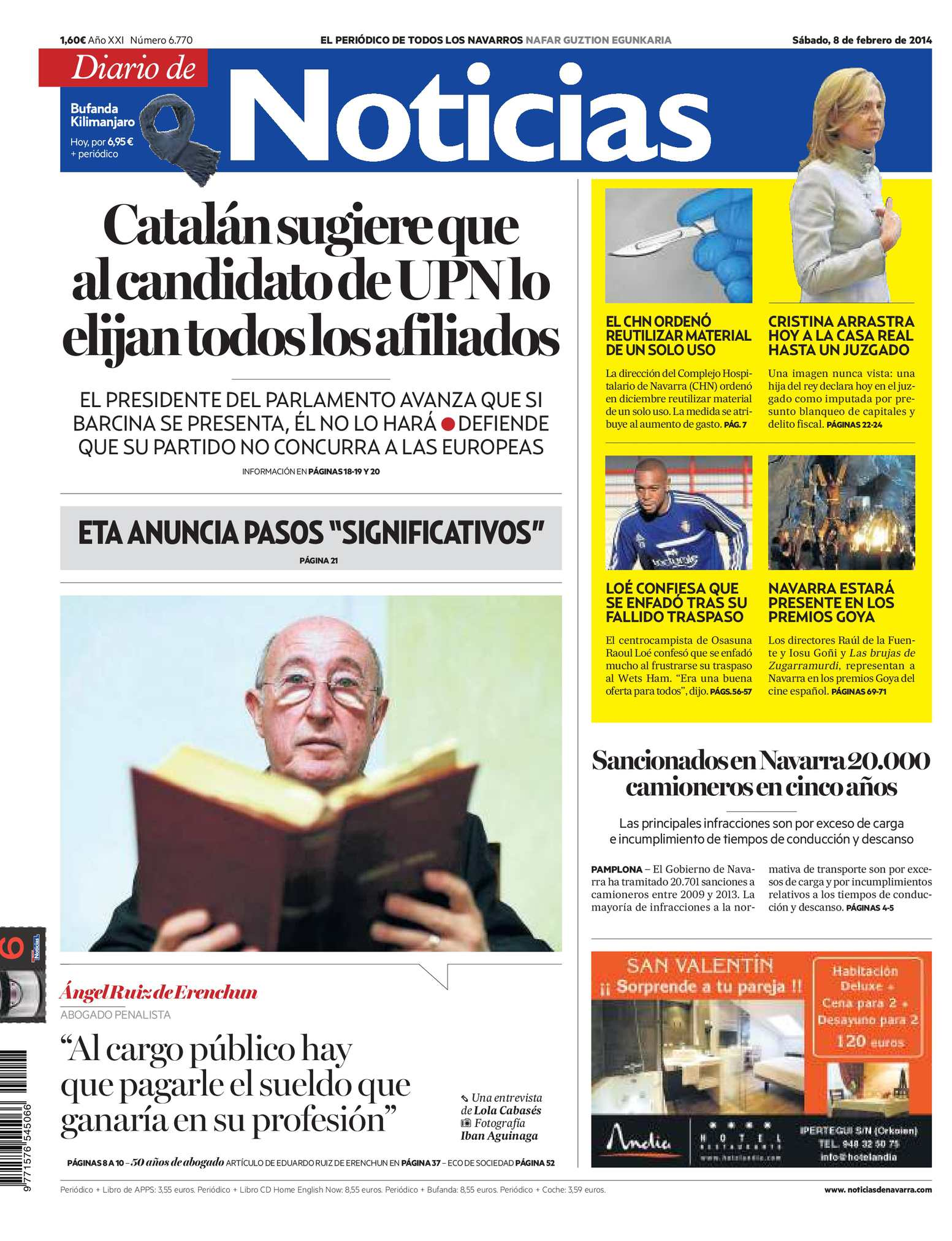 best service 54020 26fcc Calaméo - Diario de Noticias 20140208