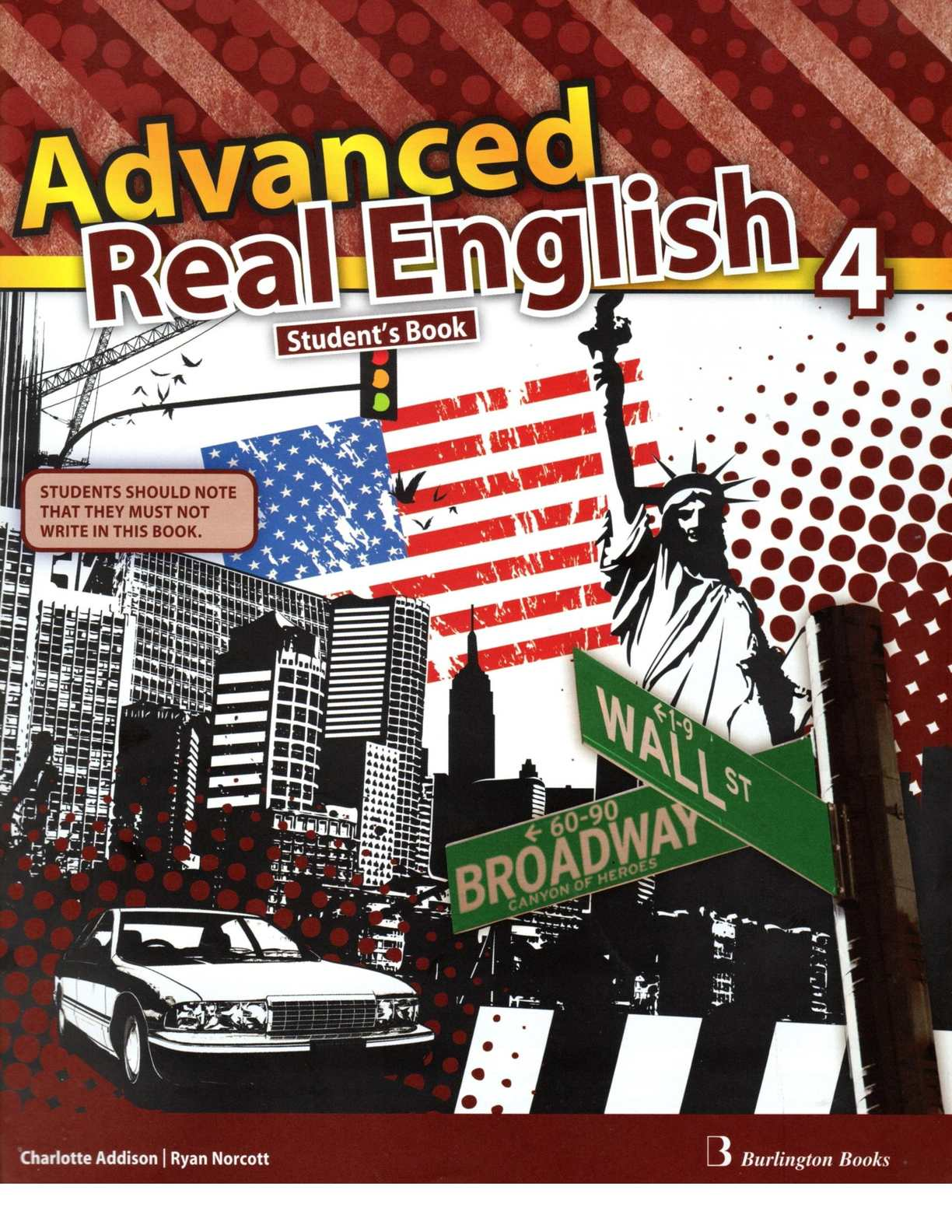 Advanced Real English 4 Students' Book pages 1 to 18