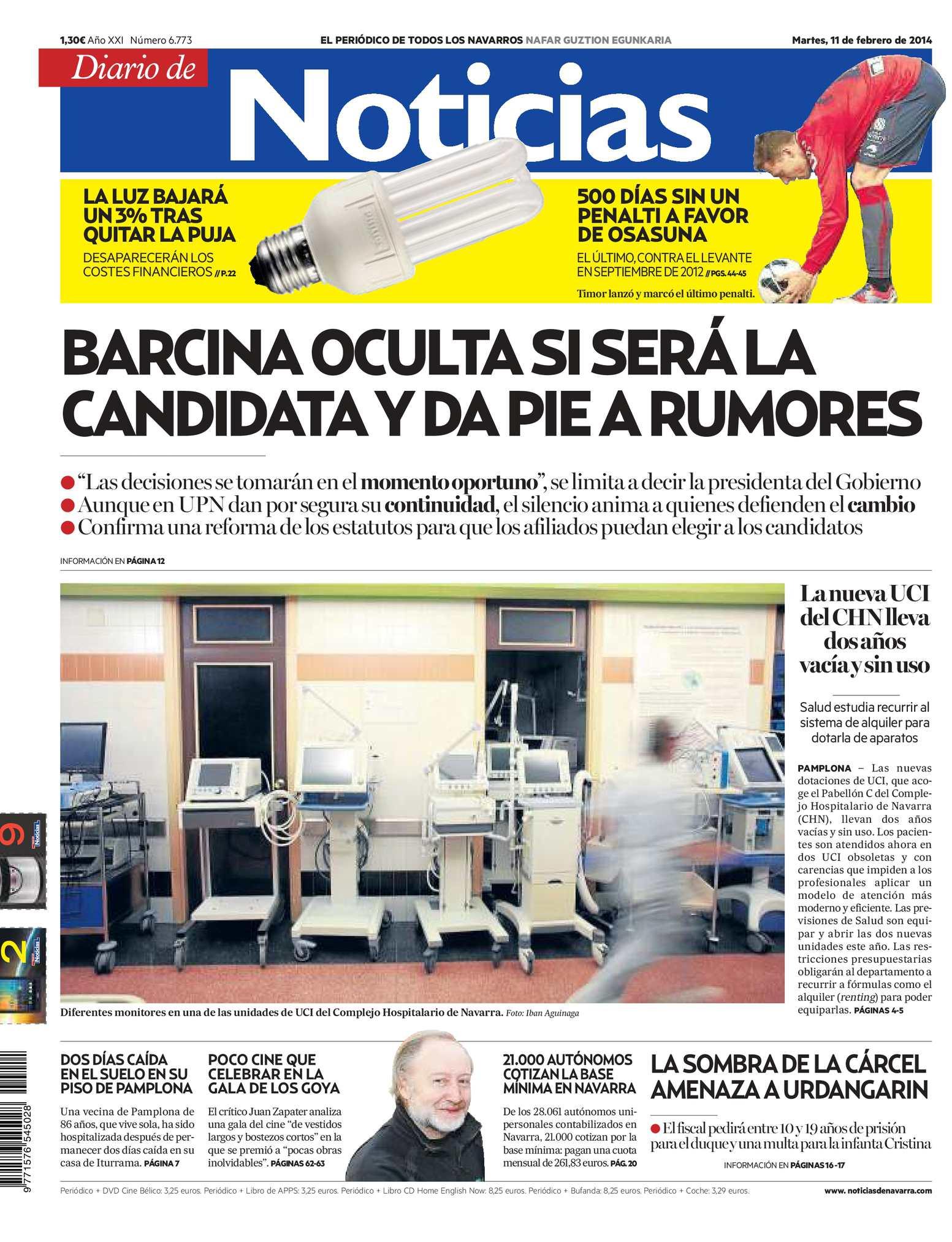 Calaméo Diario De Noticias 20140211