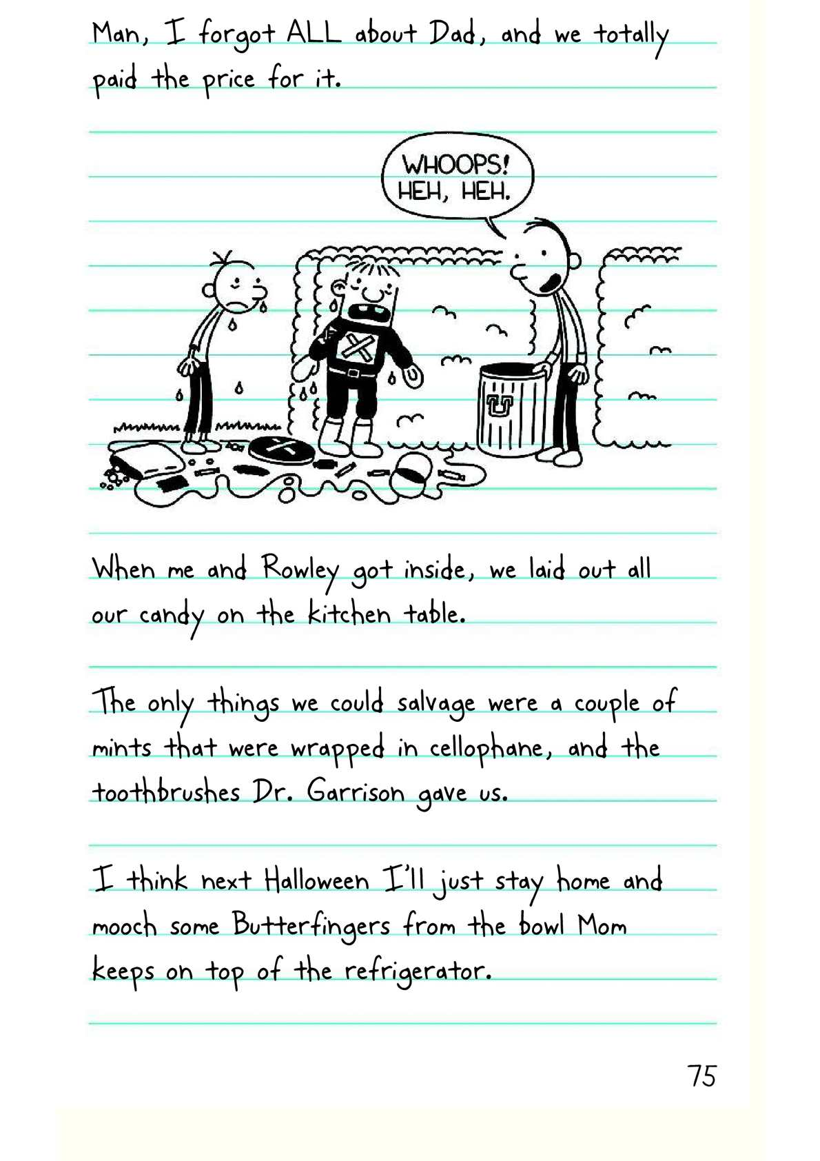 Diary Of A Wimpy Kid 1 Calameo Downloader