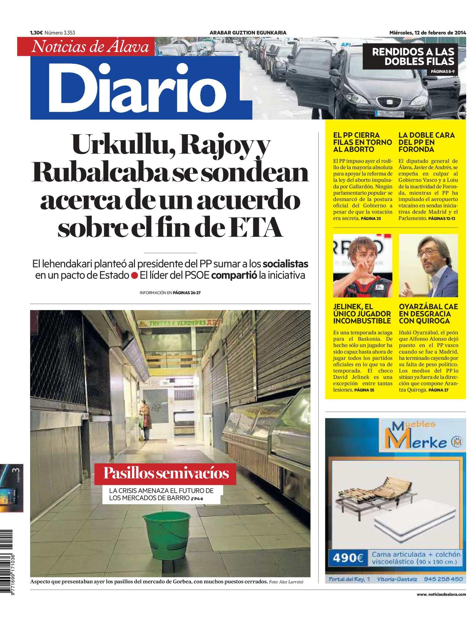 Calaméo Diario De Noticias De álava 20140212