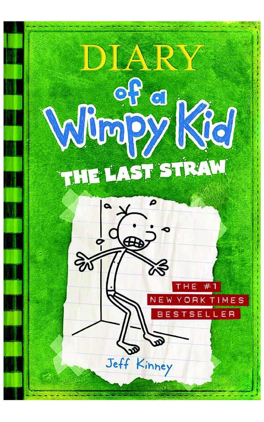 Calameo Diary Of A Wimpy Kid 3 The Last Straw