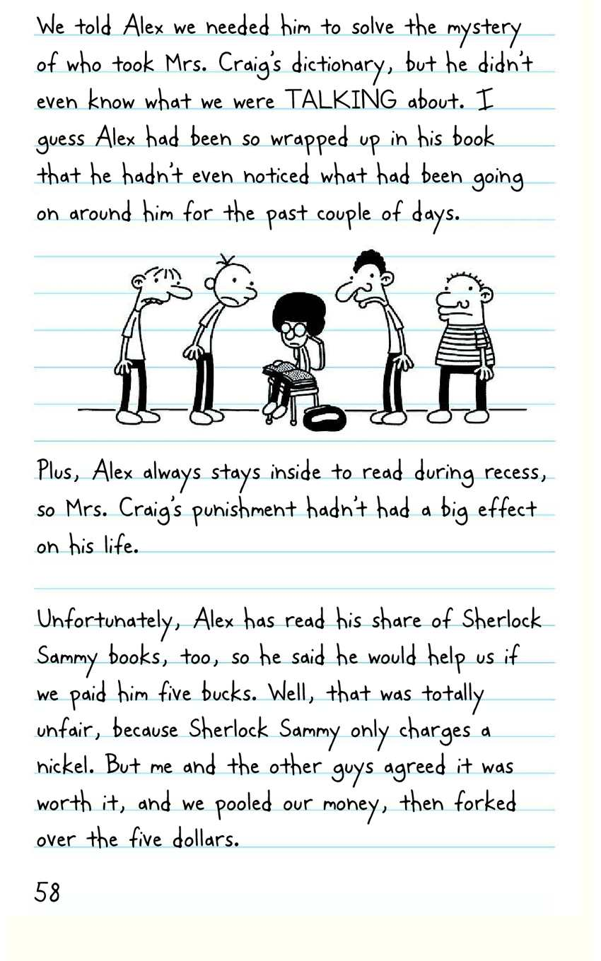 Diary Of A Wimpy Kid 3 The Last Straw Calameo Downloader