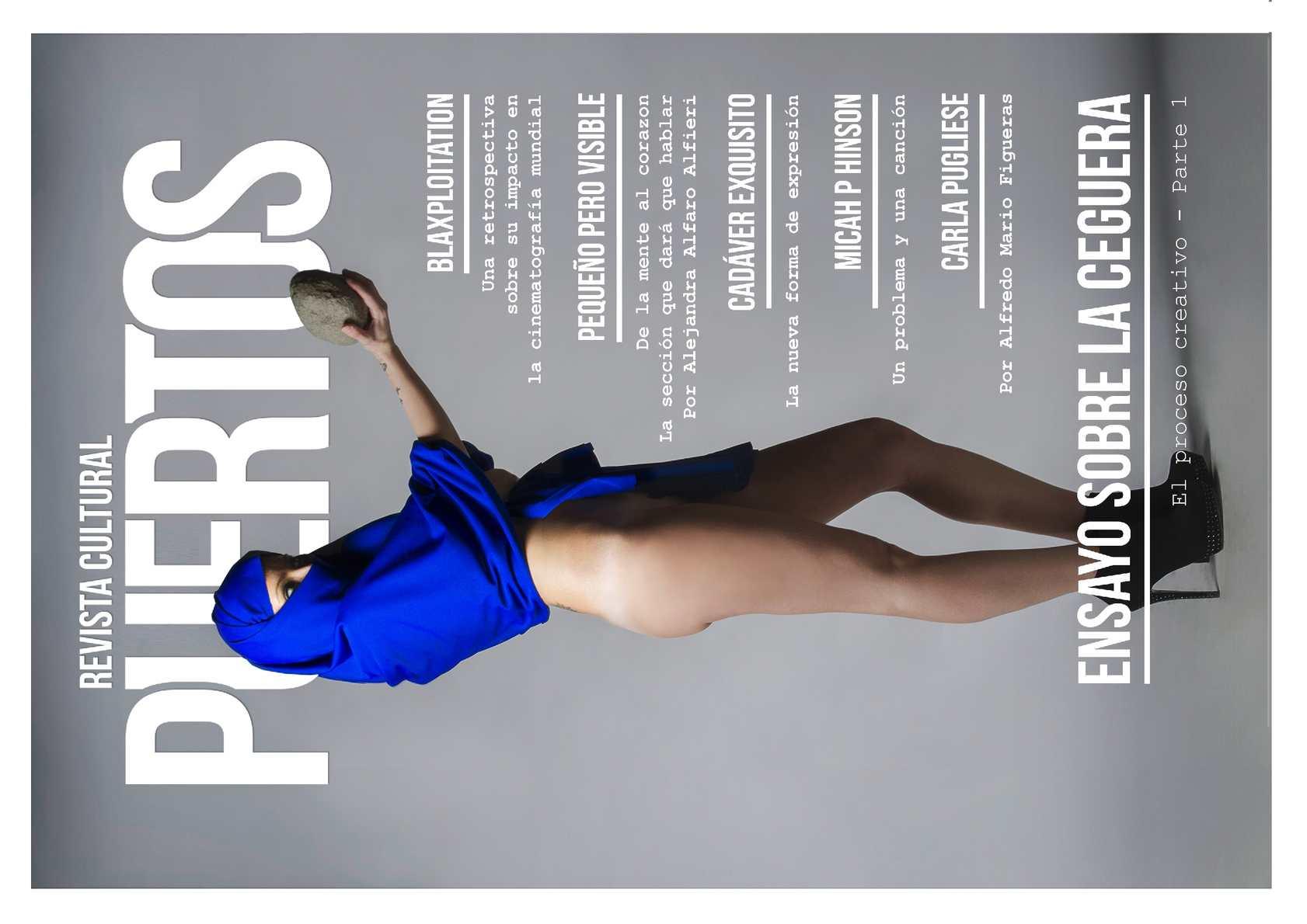 premium selection 6fae1 9261b Calaméo - Revista Cultural Puertos