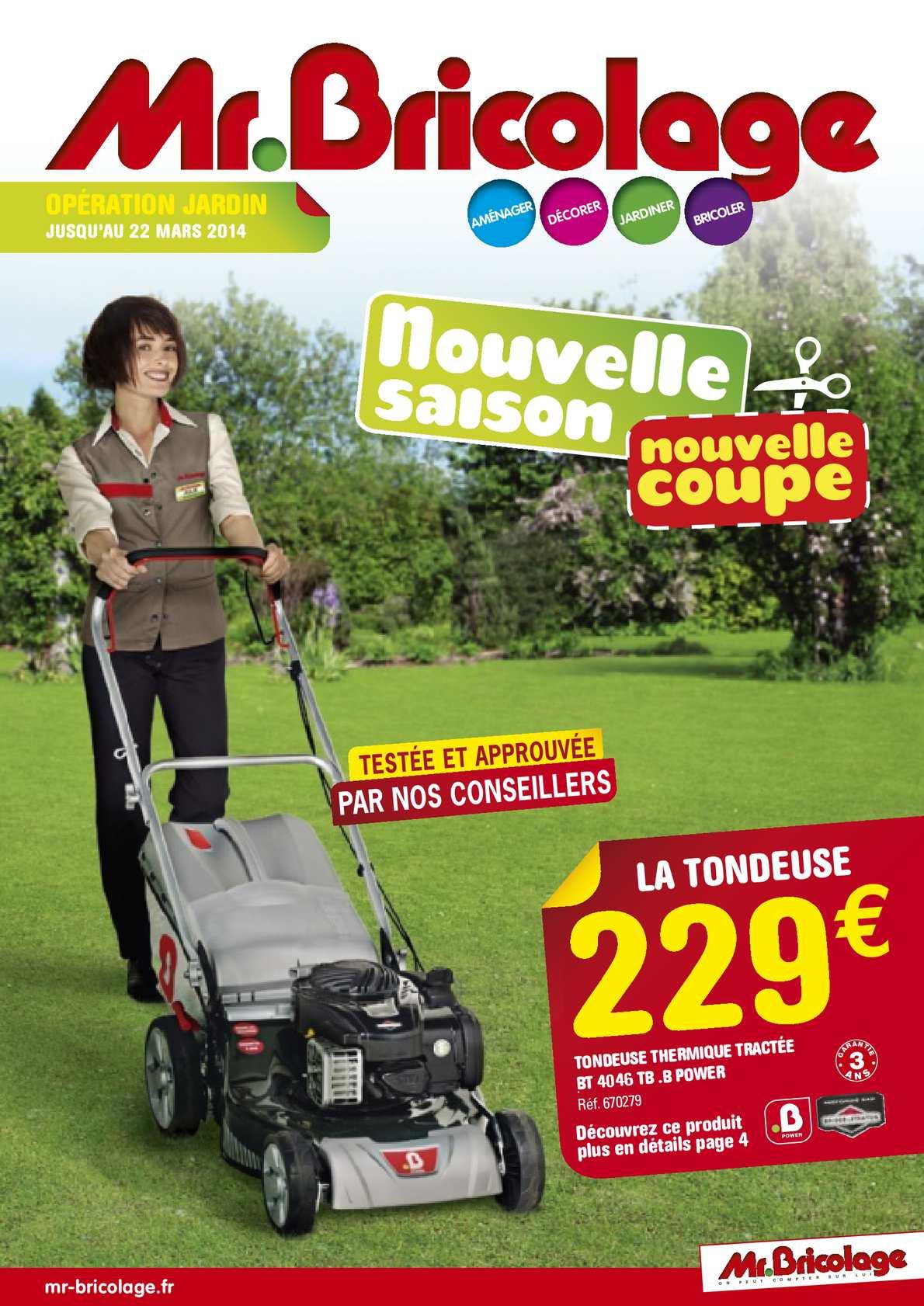 2bb257599c2 Calaméo - Mr.Bricolage - Catalogue Jardin 2014 - 8 pages
