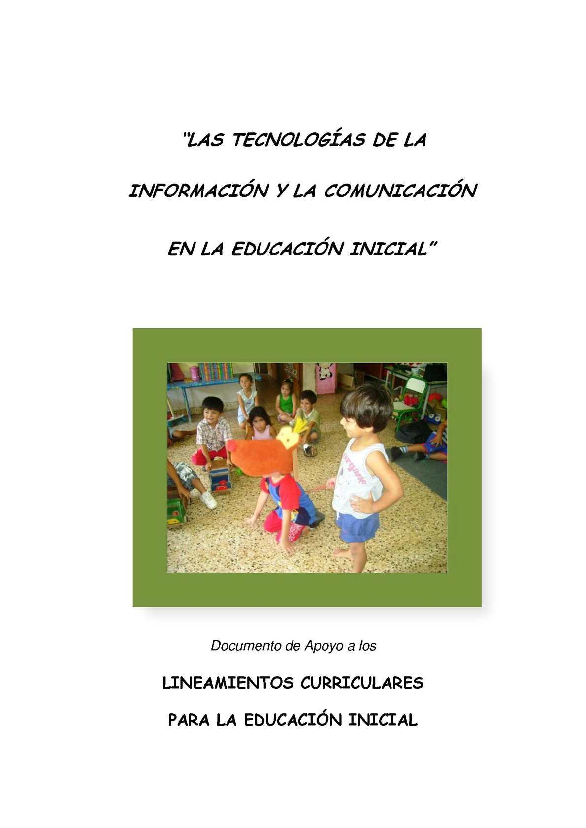 Calaméo - Aula virtual en la Educación Inicial