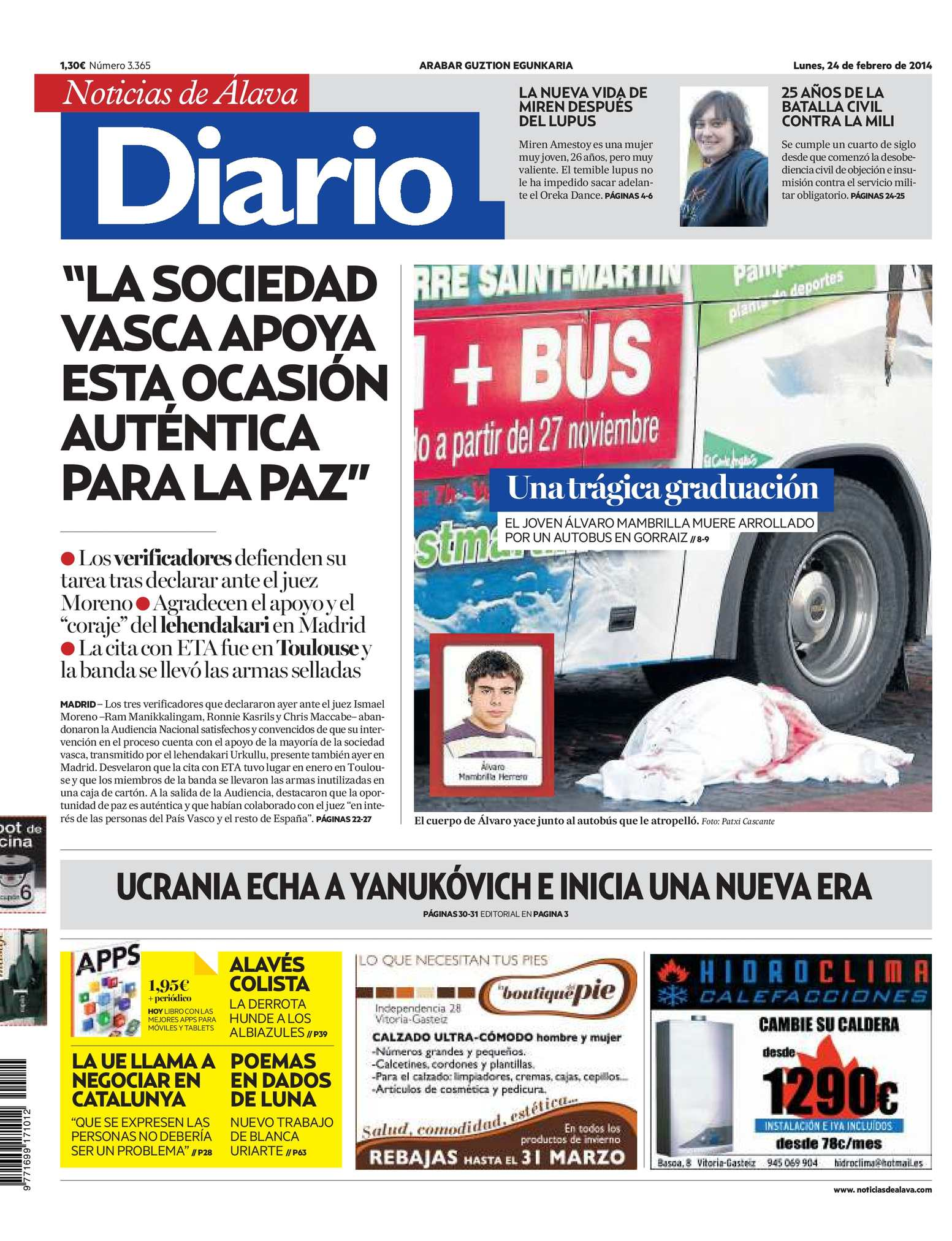 9ce252f19 Calaméo - Diario de Noticias de Álava 20140224