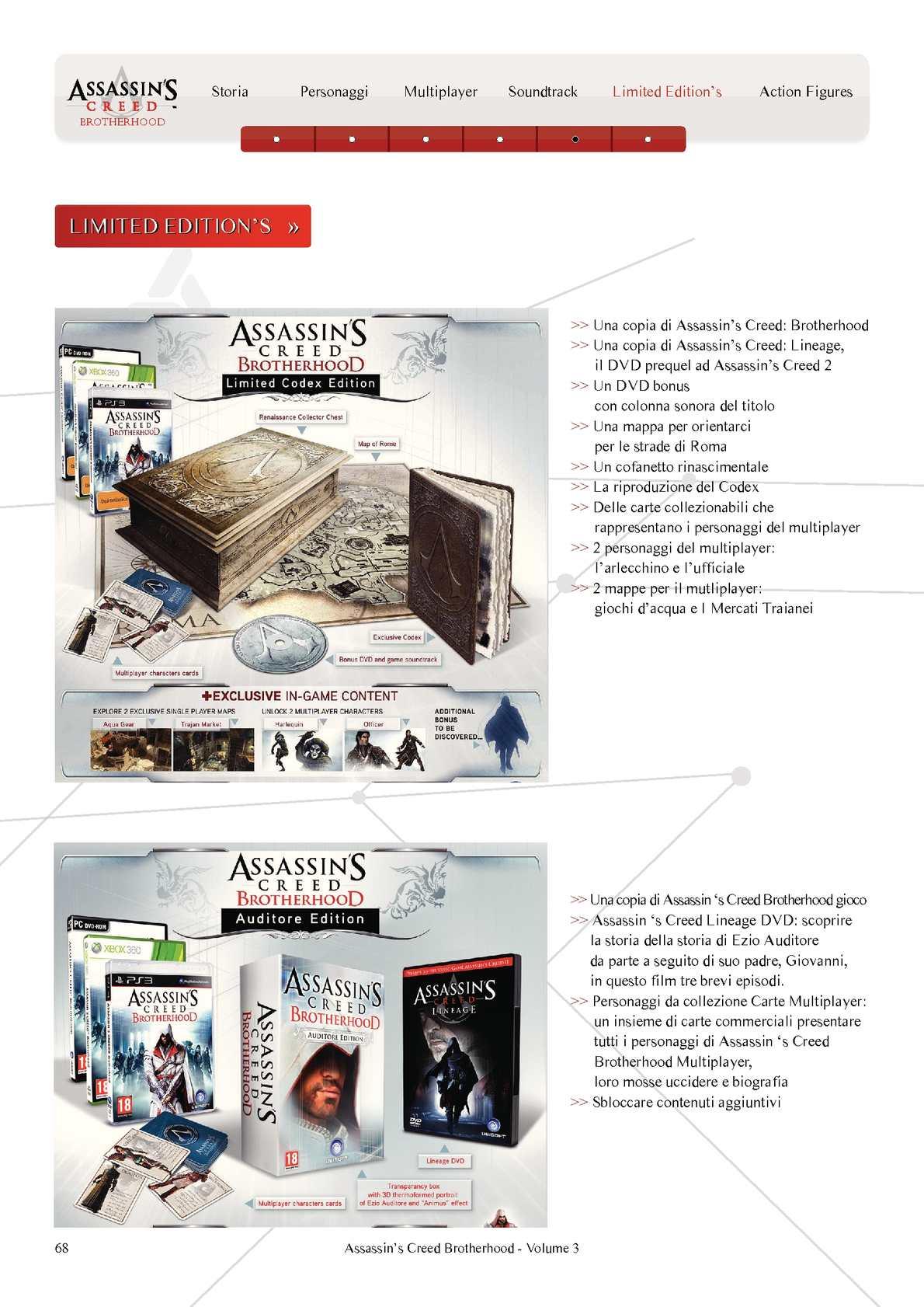 Assassin S Creed Volume 3 Calameo Downloader