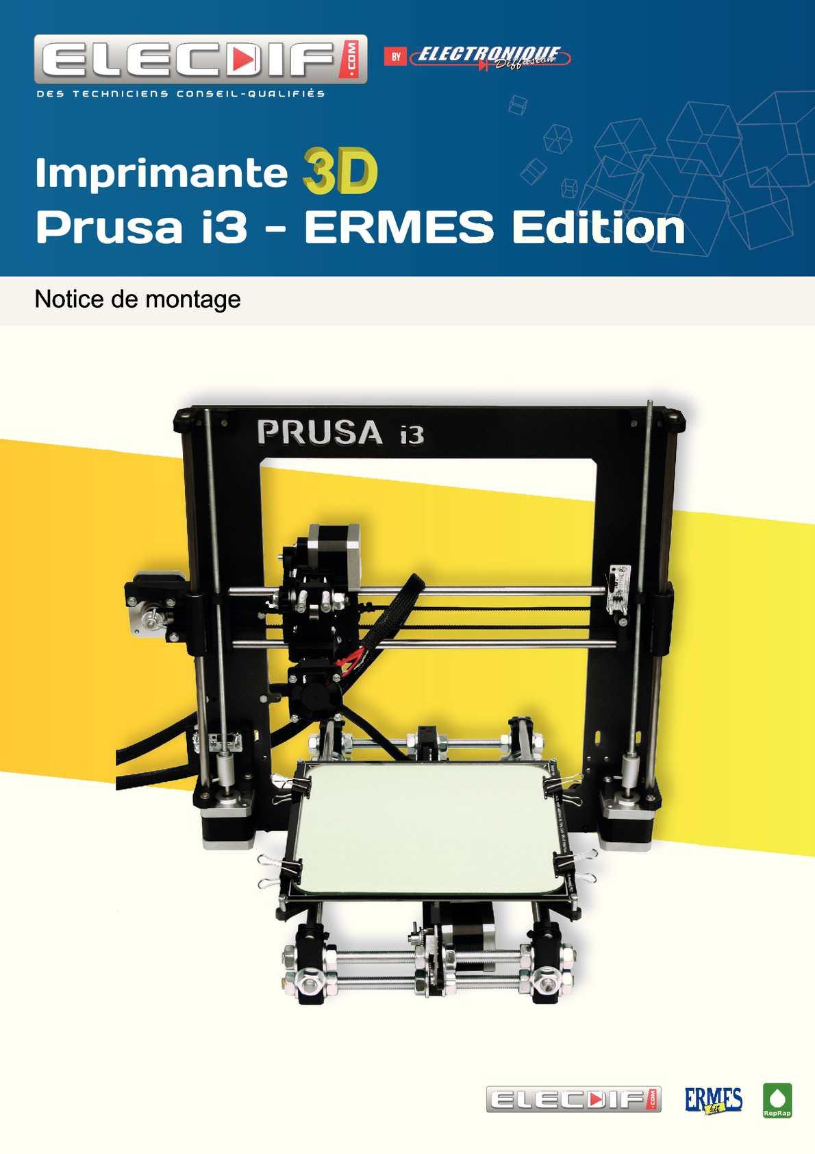 marlin imprimante 3d