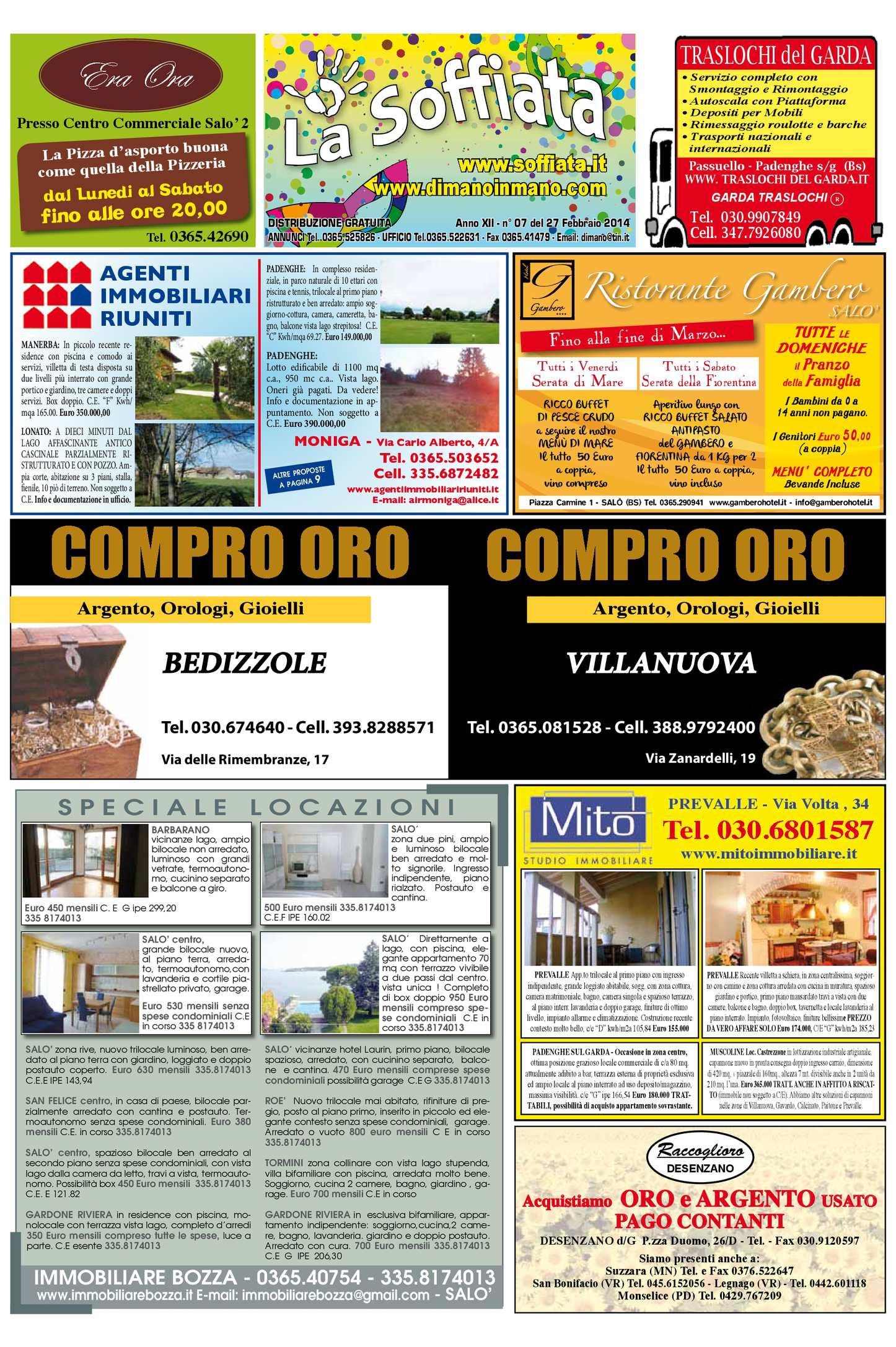 Calaméo - La Soffiata 27-02-2014 31ffedc273b