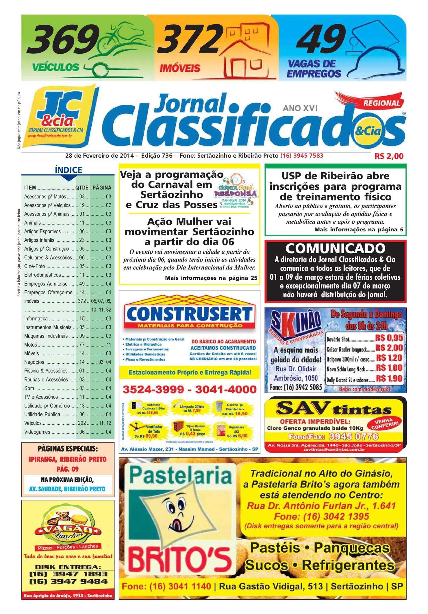 8ccbab3dce Calaméo - Regional 736