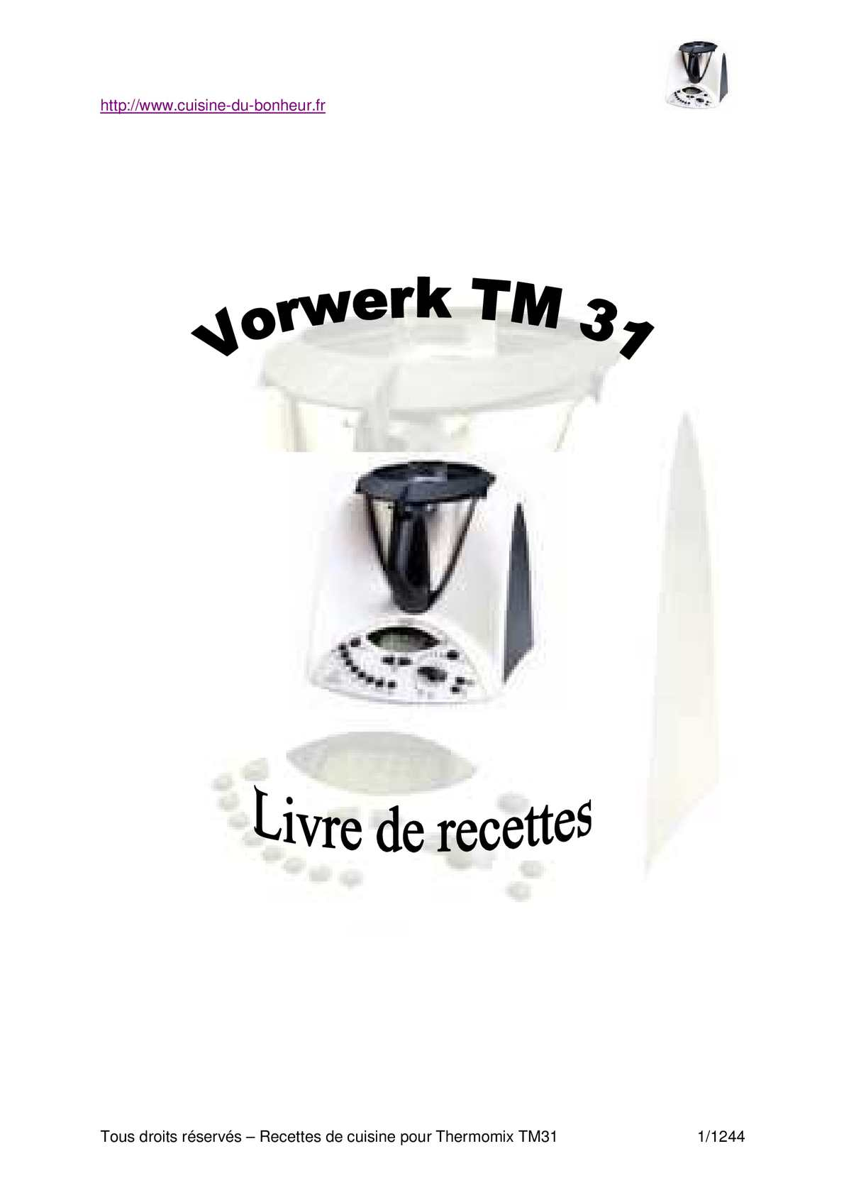 Thermomix Cuisiner Pour 6 Et Plus calaméo - 1200 recettes thermomix