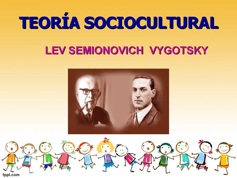 Calaméo Teoria Sociocultural