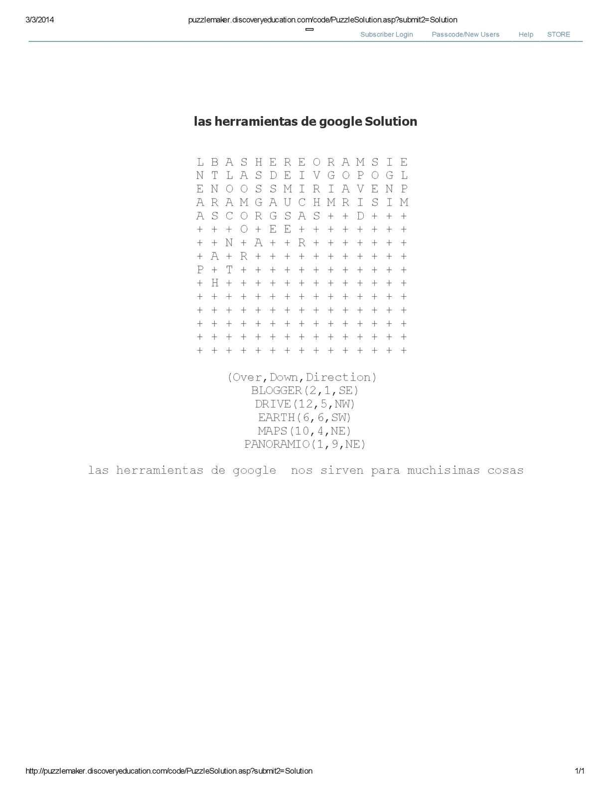Calaméo - Hidden Message solution