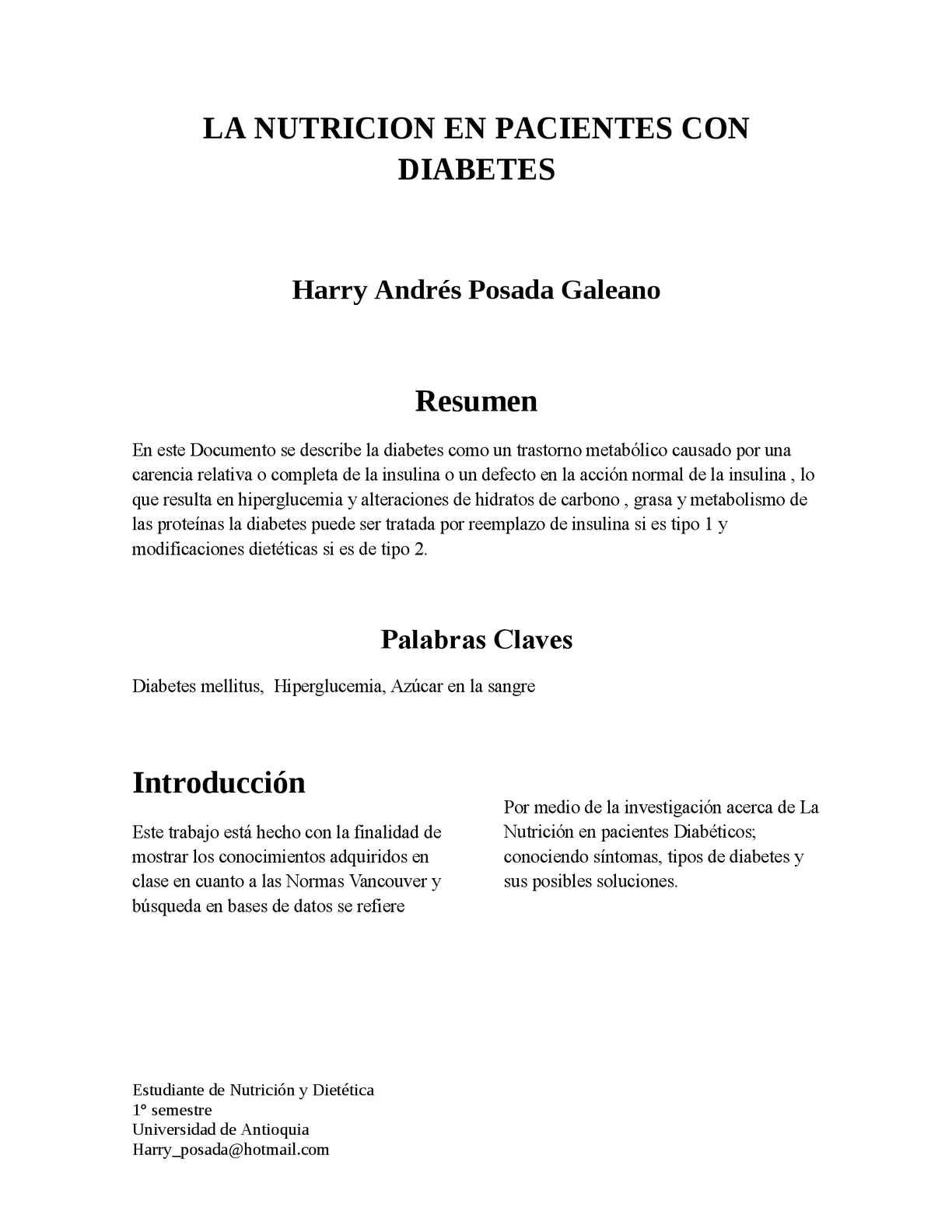 la diabetes mellitus tipo 1 es causada por una deficiencia de insulina
