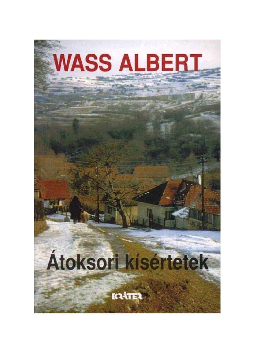 Calaméo - Wass Albert Átoksori kísértetek 94eb75f87b