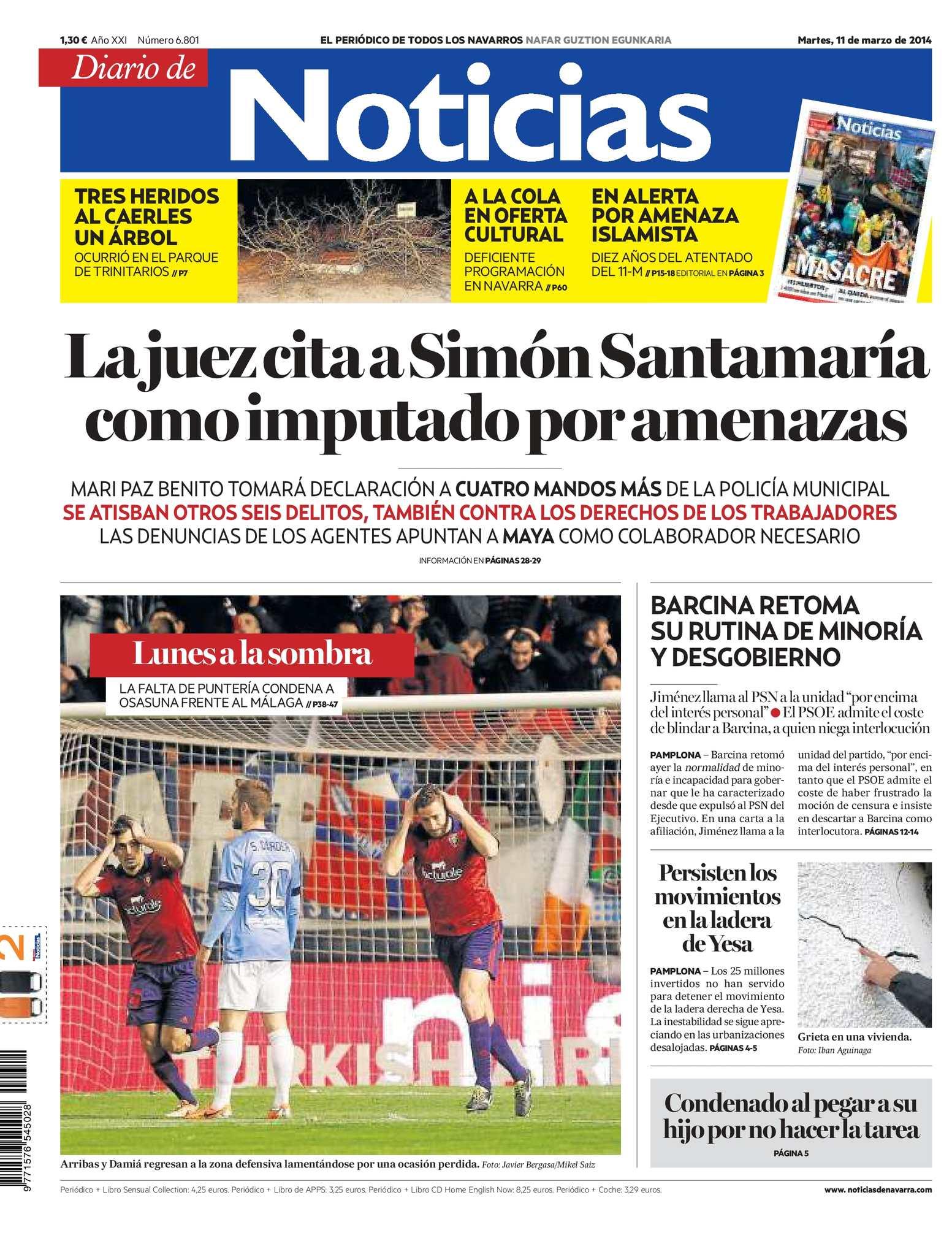 2d99999d8 Calaméo - Diario de Noticias 20140311