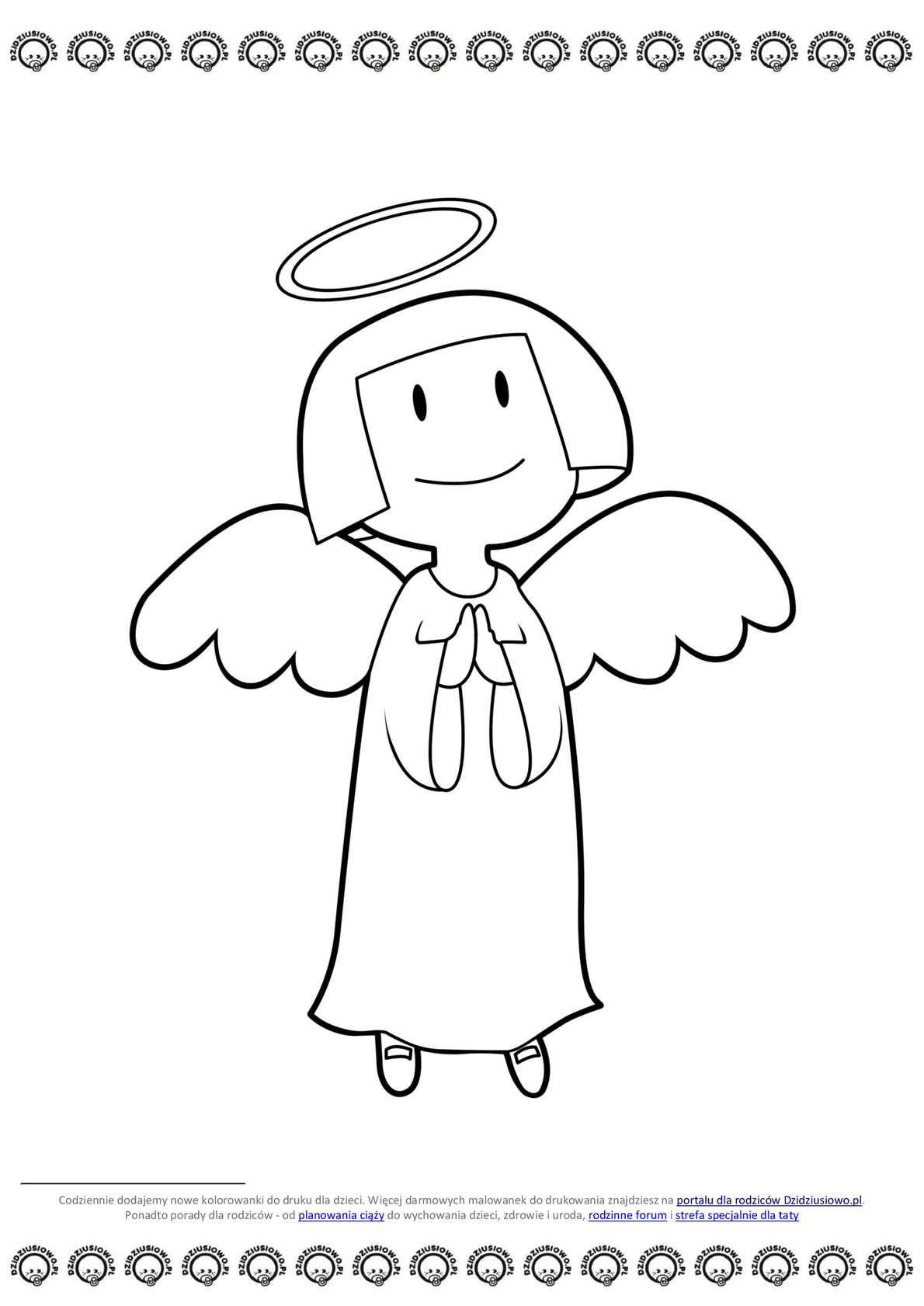 Calameo Boze Narodzenie Aniol