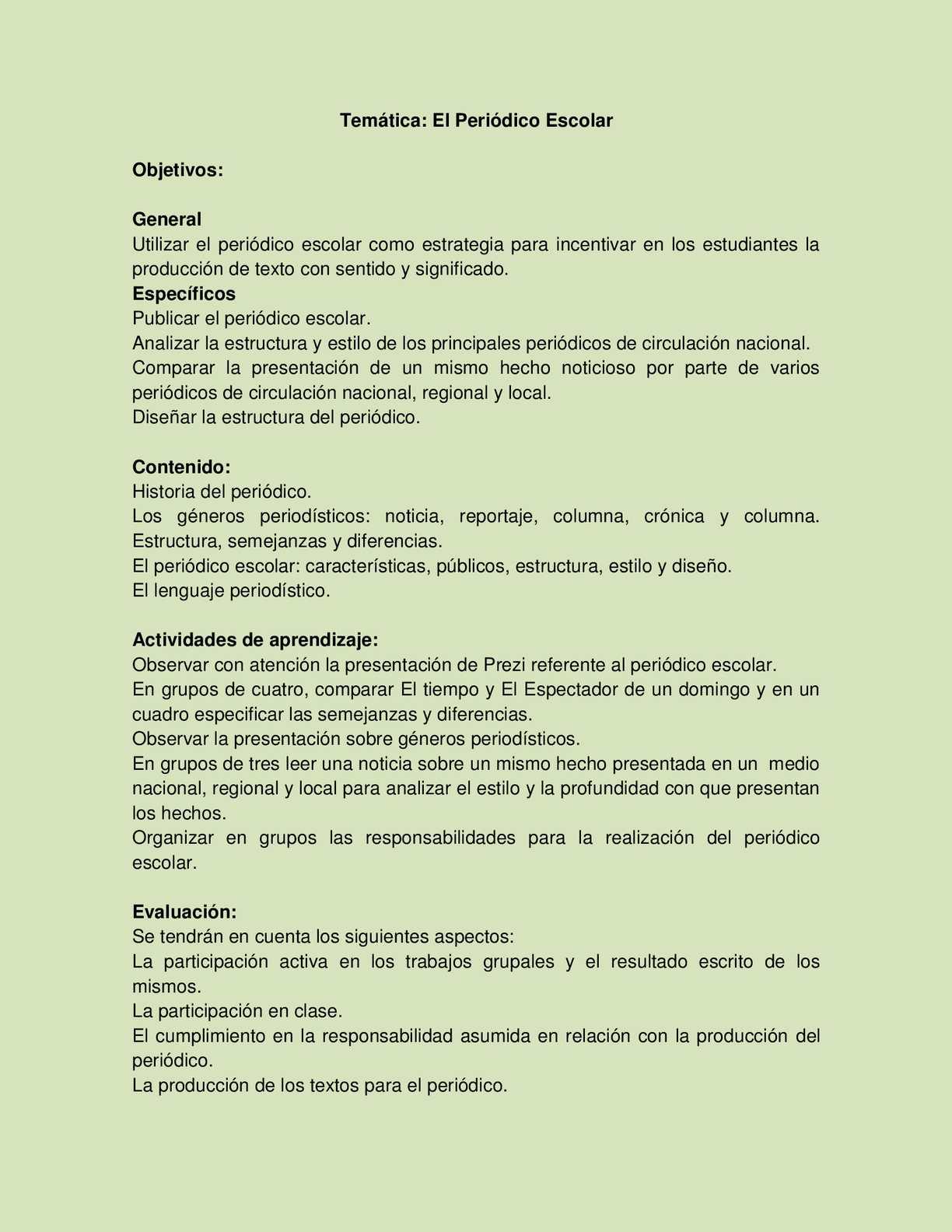 Calaméo Portada Y Periódico