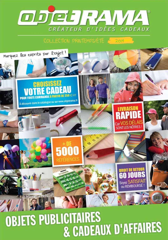 Calaméo Catalogue Objetrama Printemps Eté 2014