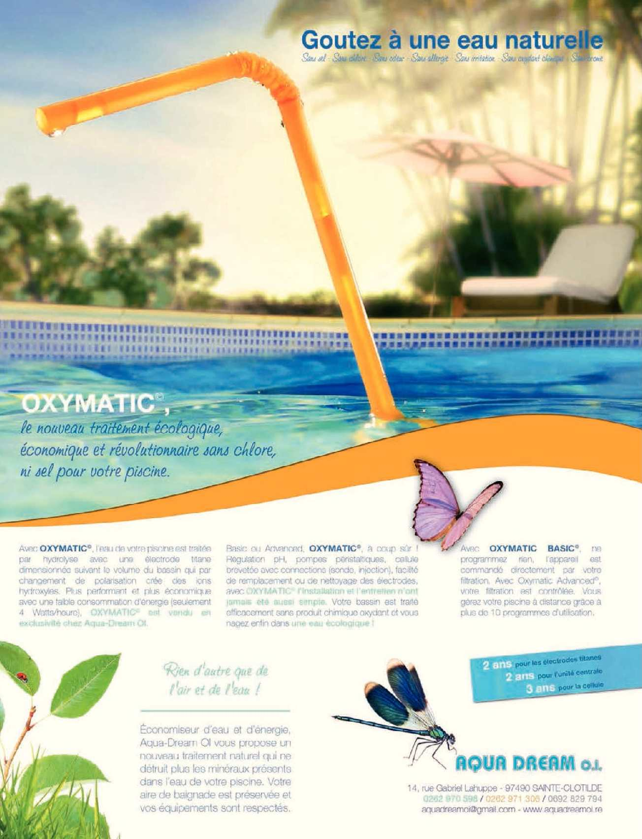assurance piscine gmf