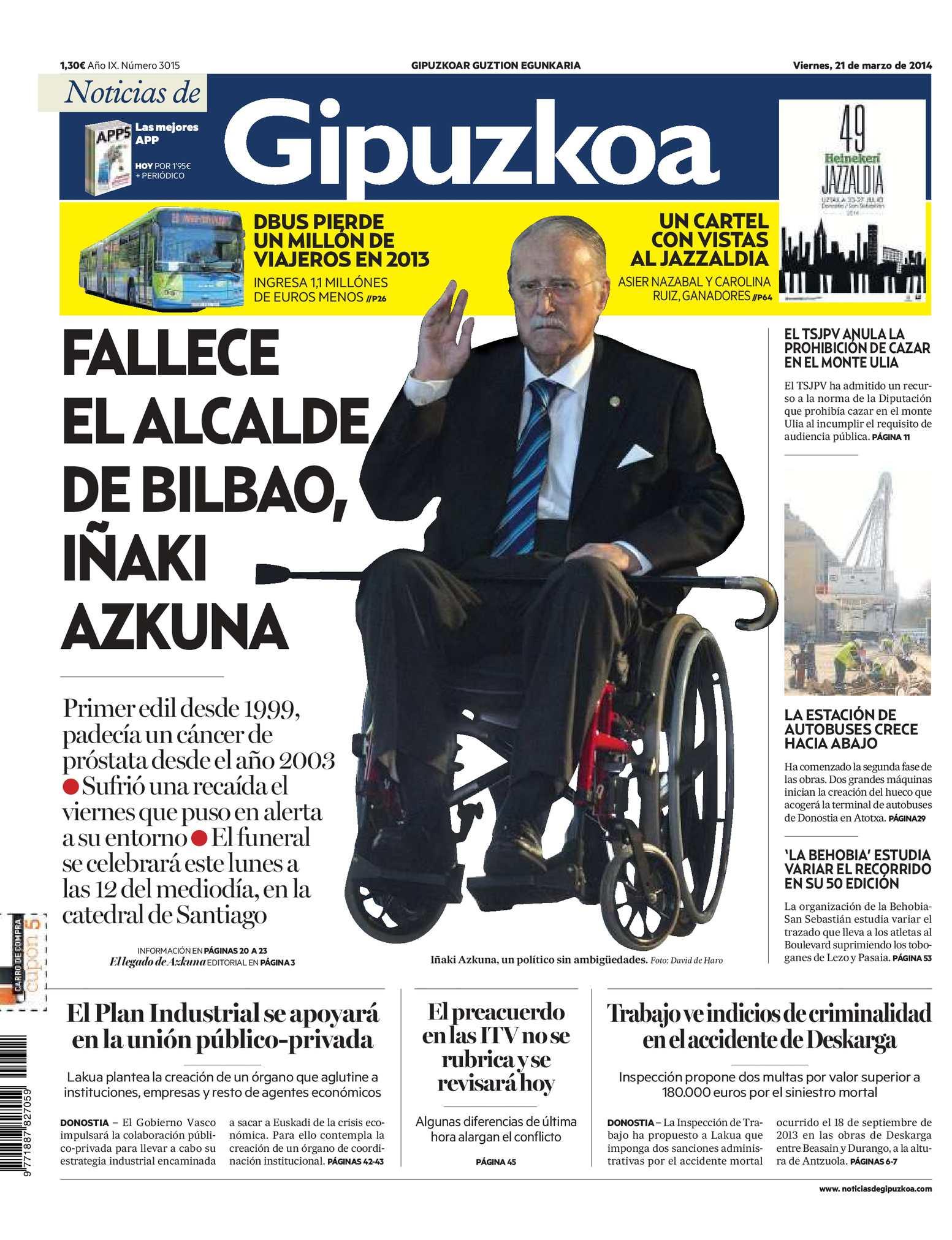 Andrea Garcia Xtremo calaméo - noticias de gipuzkoa 20140321