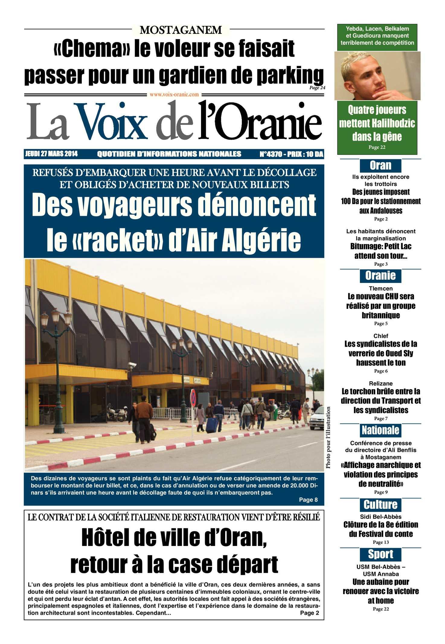 Calaméo Journal Pdf 27 03 2014
