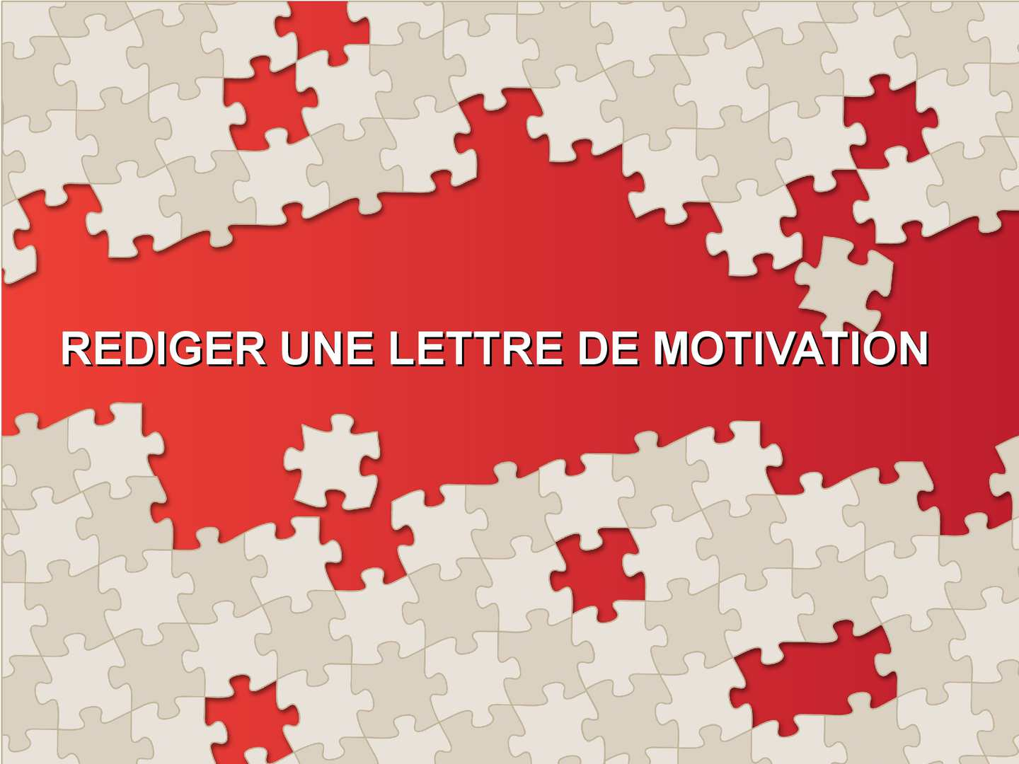 Calameo Rediger Une Lettre De Motivation
