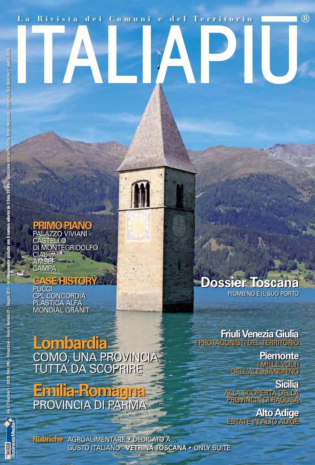 fa9a925dc3 Calaméo - Italiapiù Giugno 2013