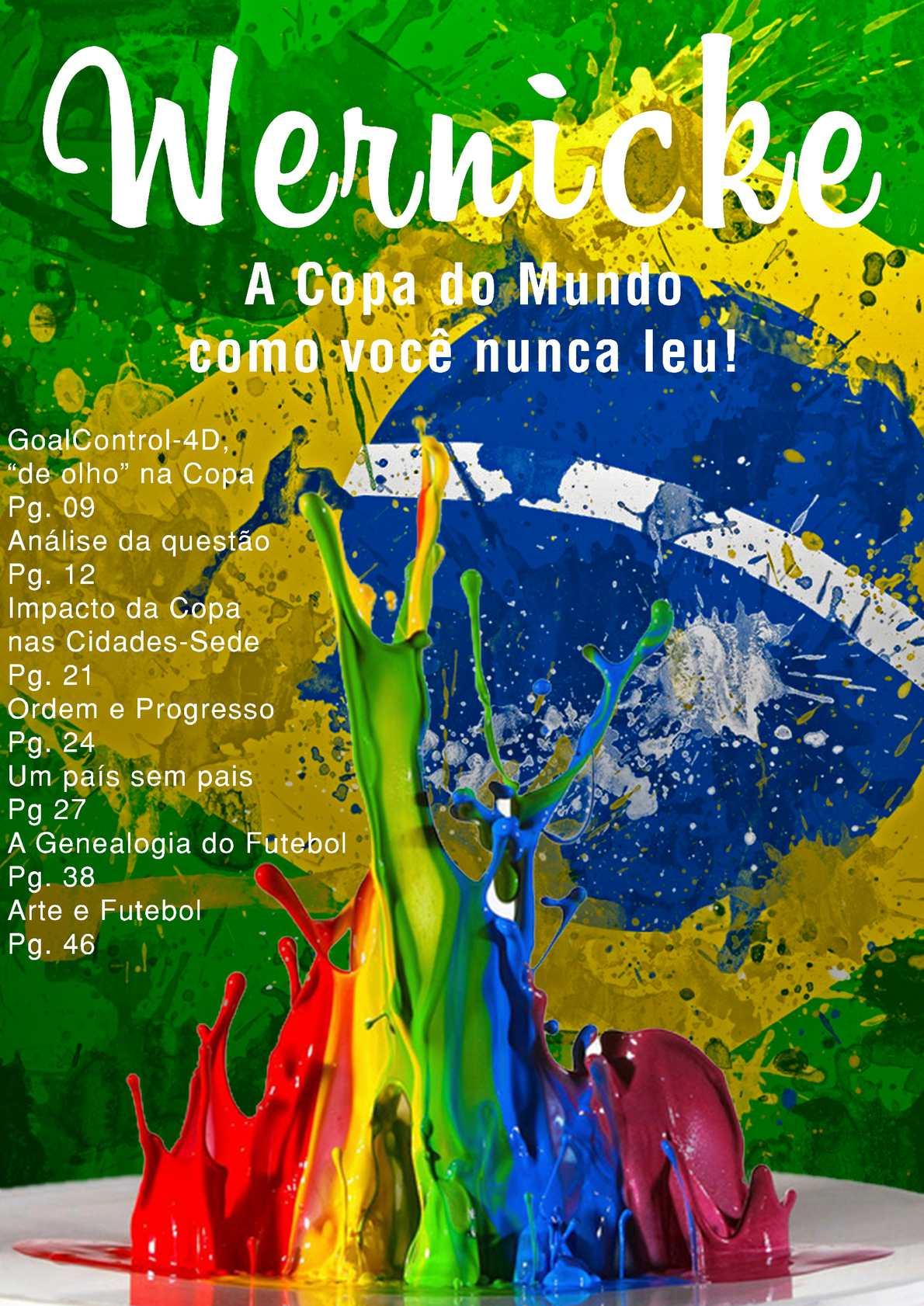 Calaméo - 1ª Edição de 2014- Copa Do Mundo 4712157228