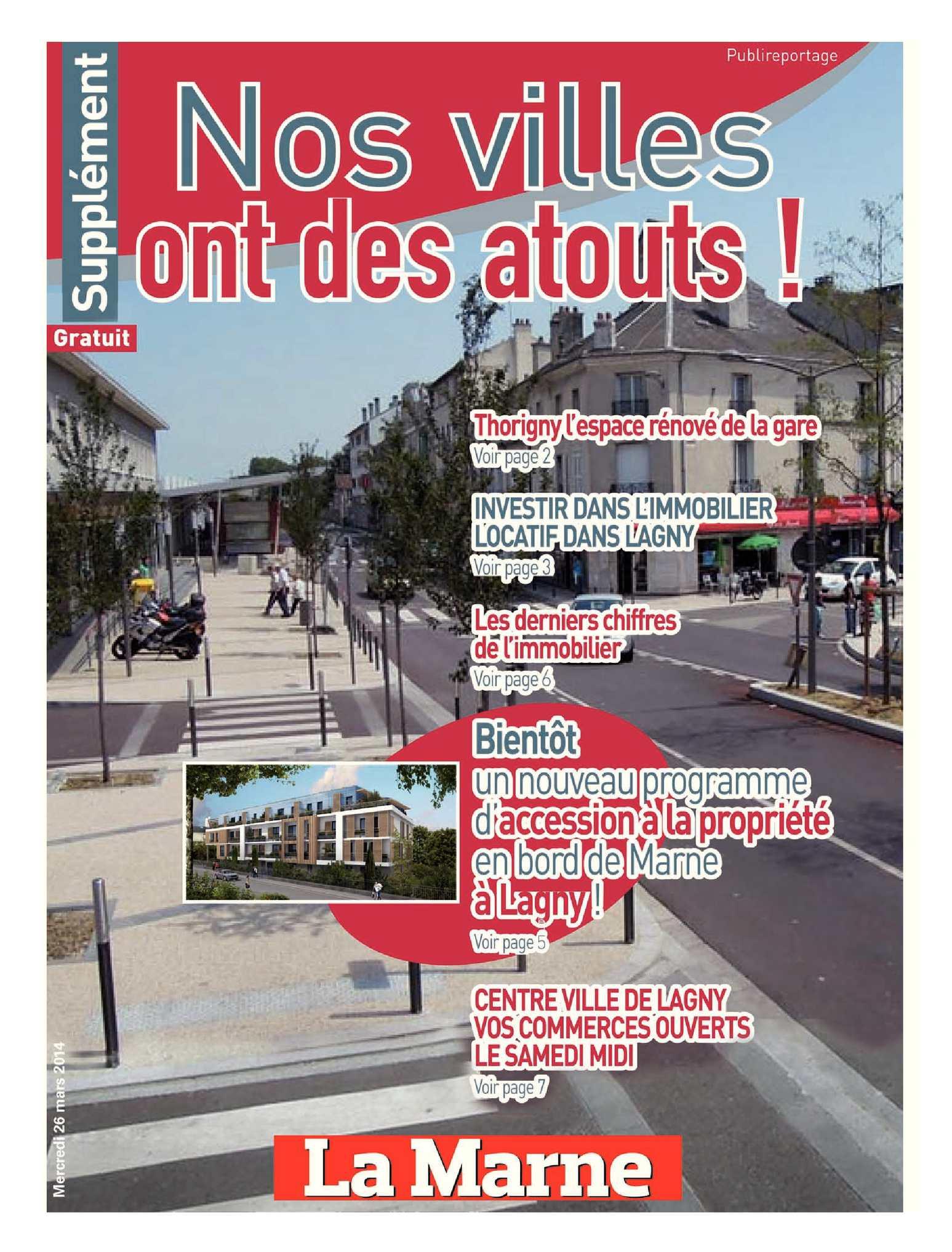 best prices thoughts on uk availability Calaméo - NOS VILLES ONT DES ATOUTS