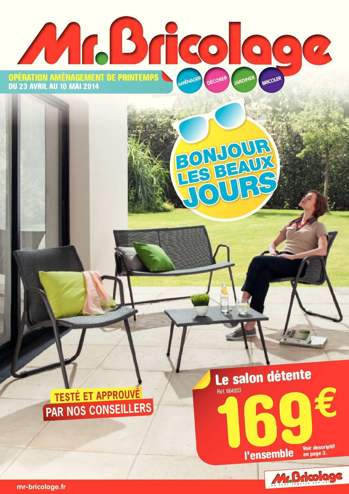 Calaméo - Mr.Bricolage - Catalogue aménagement extérieur ...