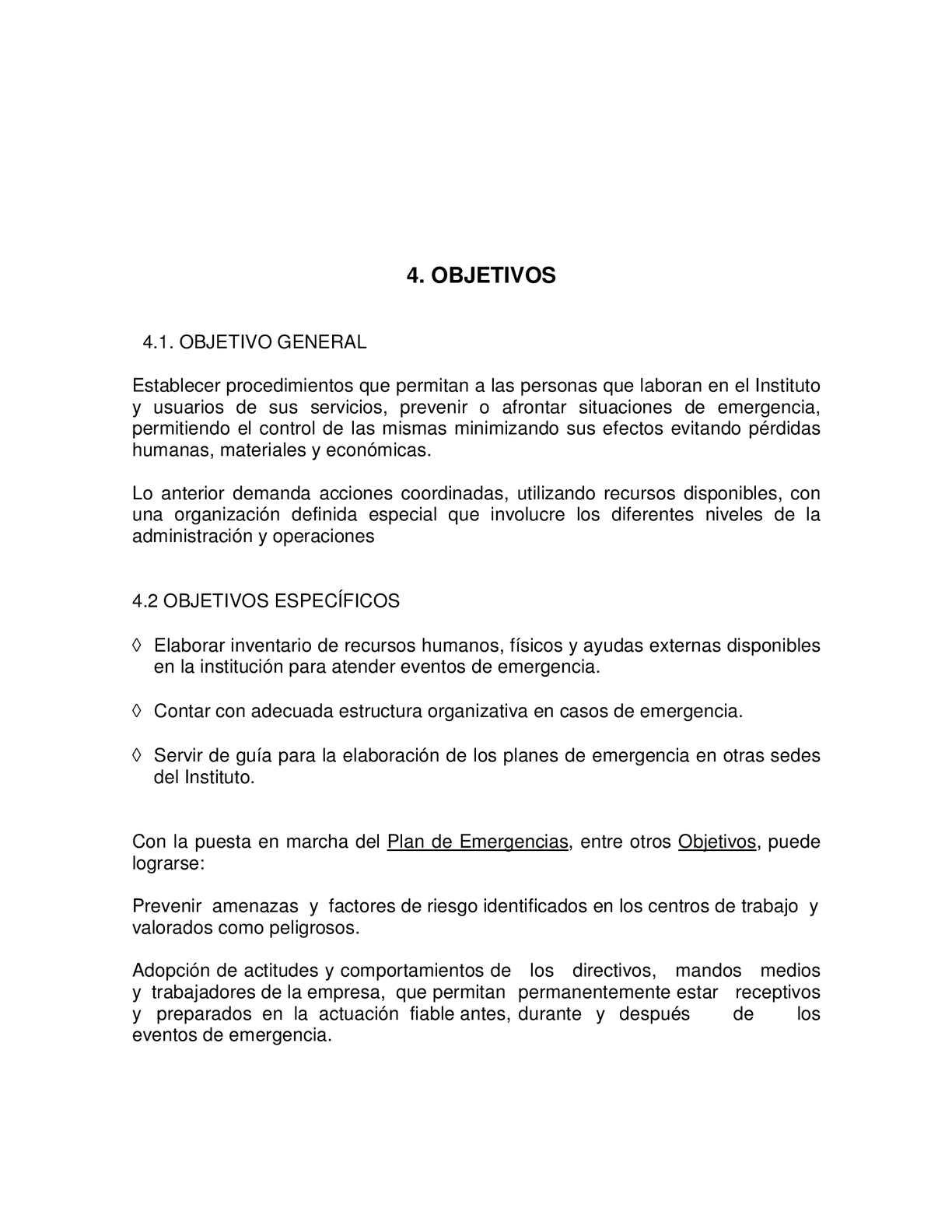 Planes De Emergencia Calameo Downloader