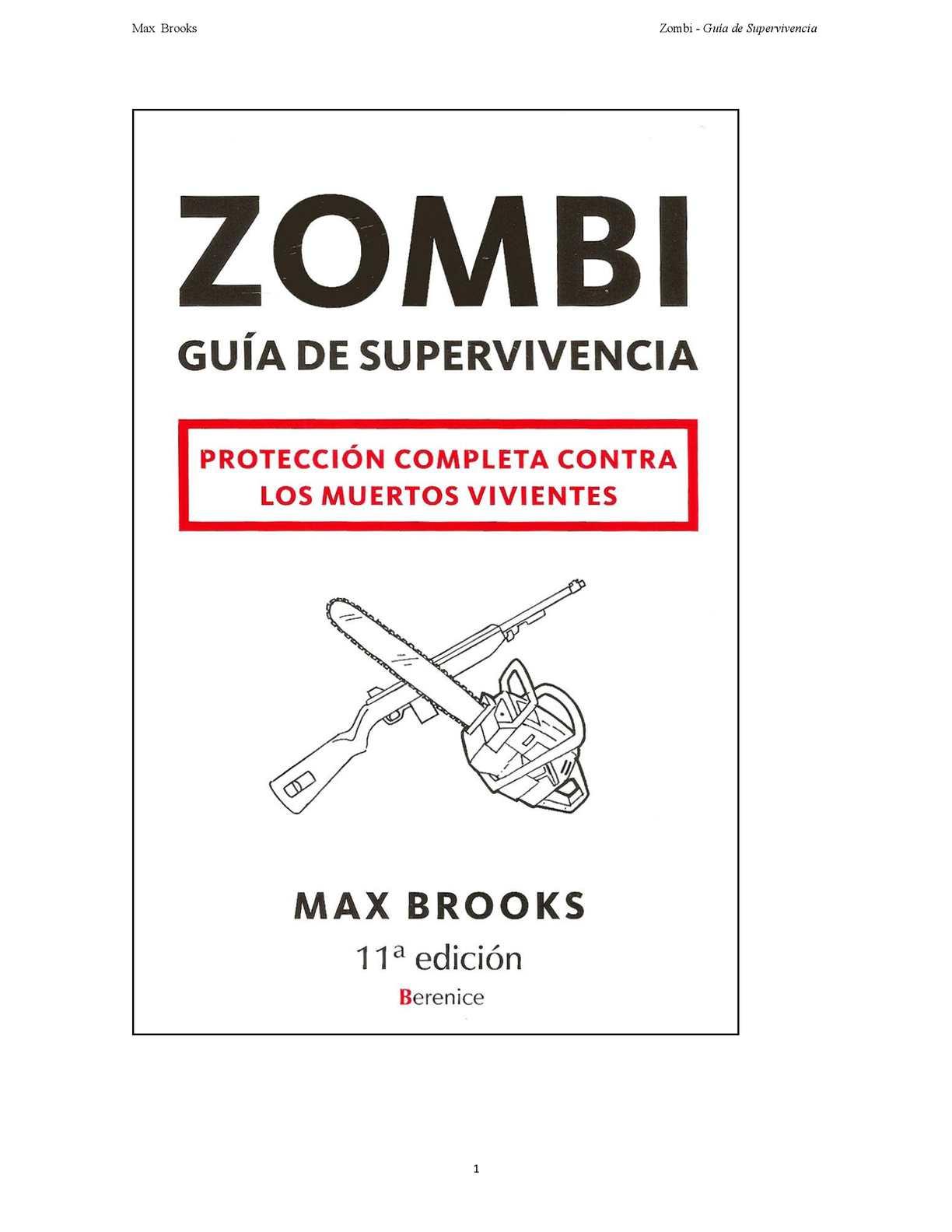 Calaméo - Guia de Supervivencia Zombie 5ac71daa051