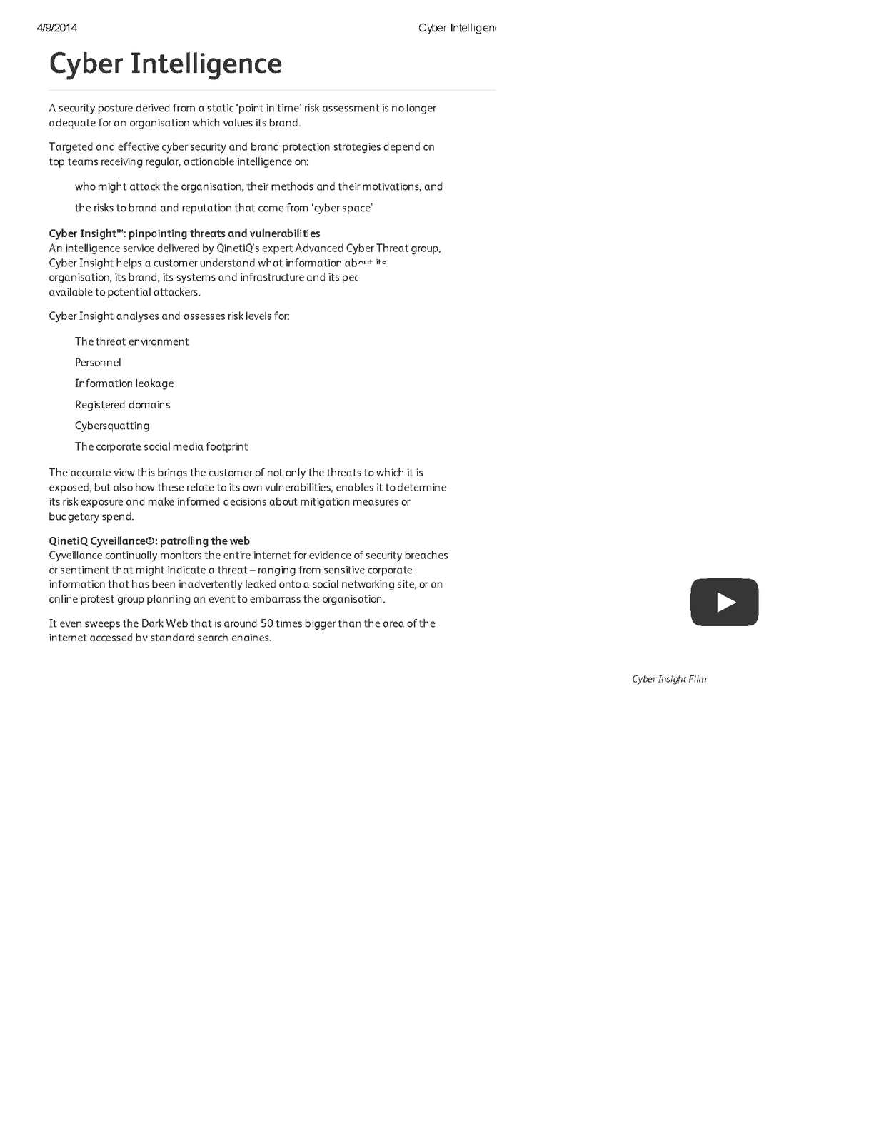 Calaméo - Cyber Security Jobs | Cyber Vigilance