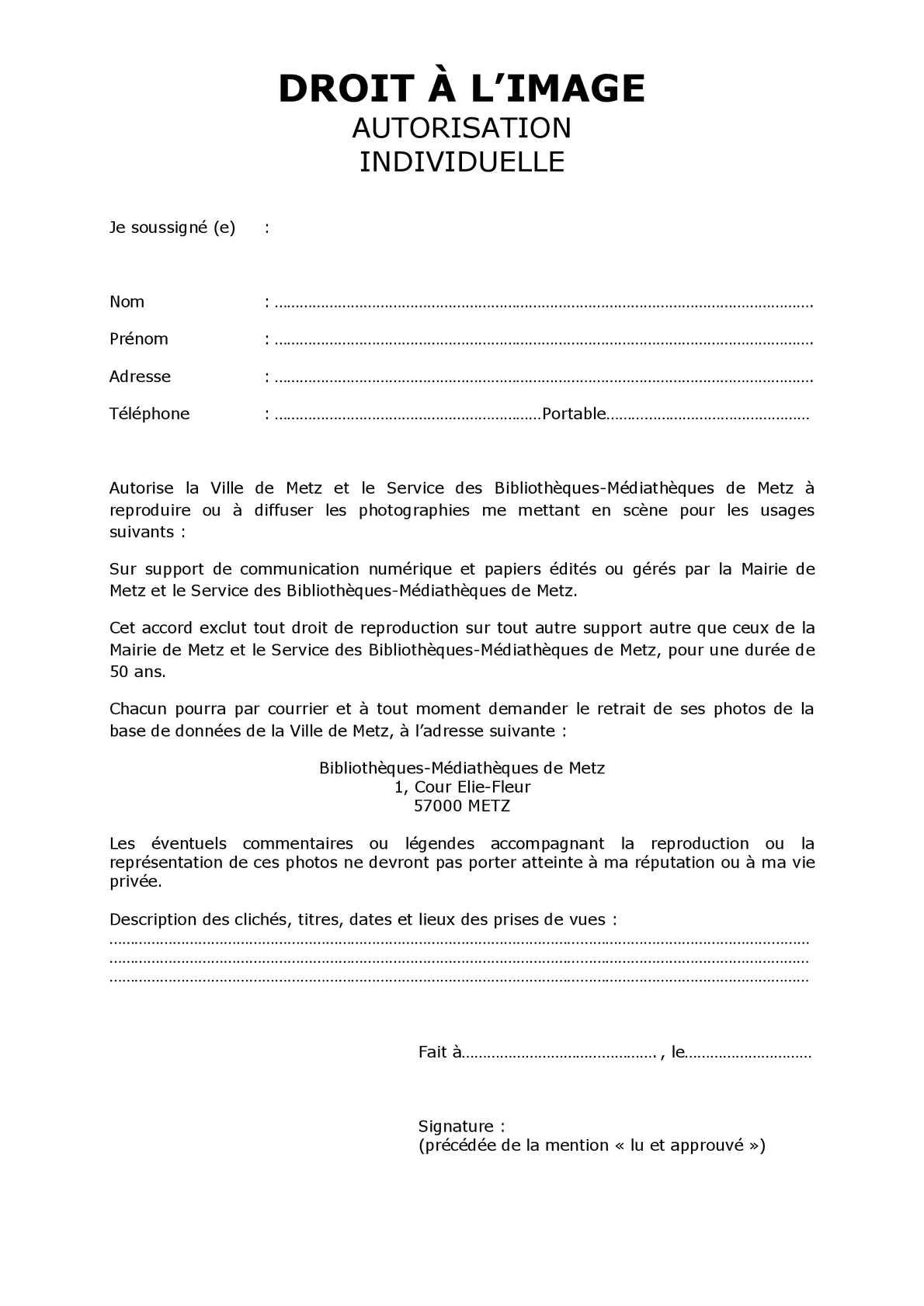 Calameo Autorisation Individuelle
